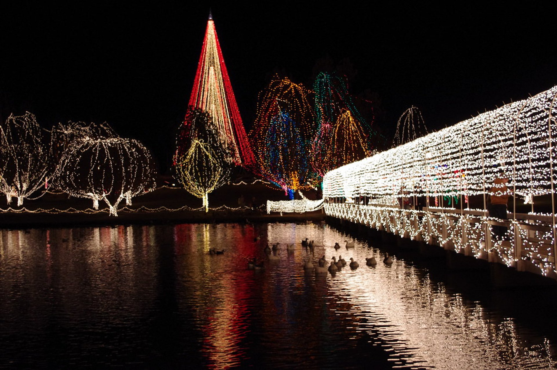 Chickasha Festival of Light in Oklahoma 2020 - Best Time