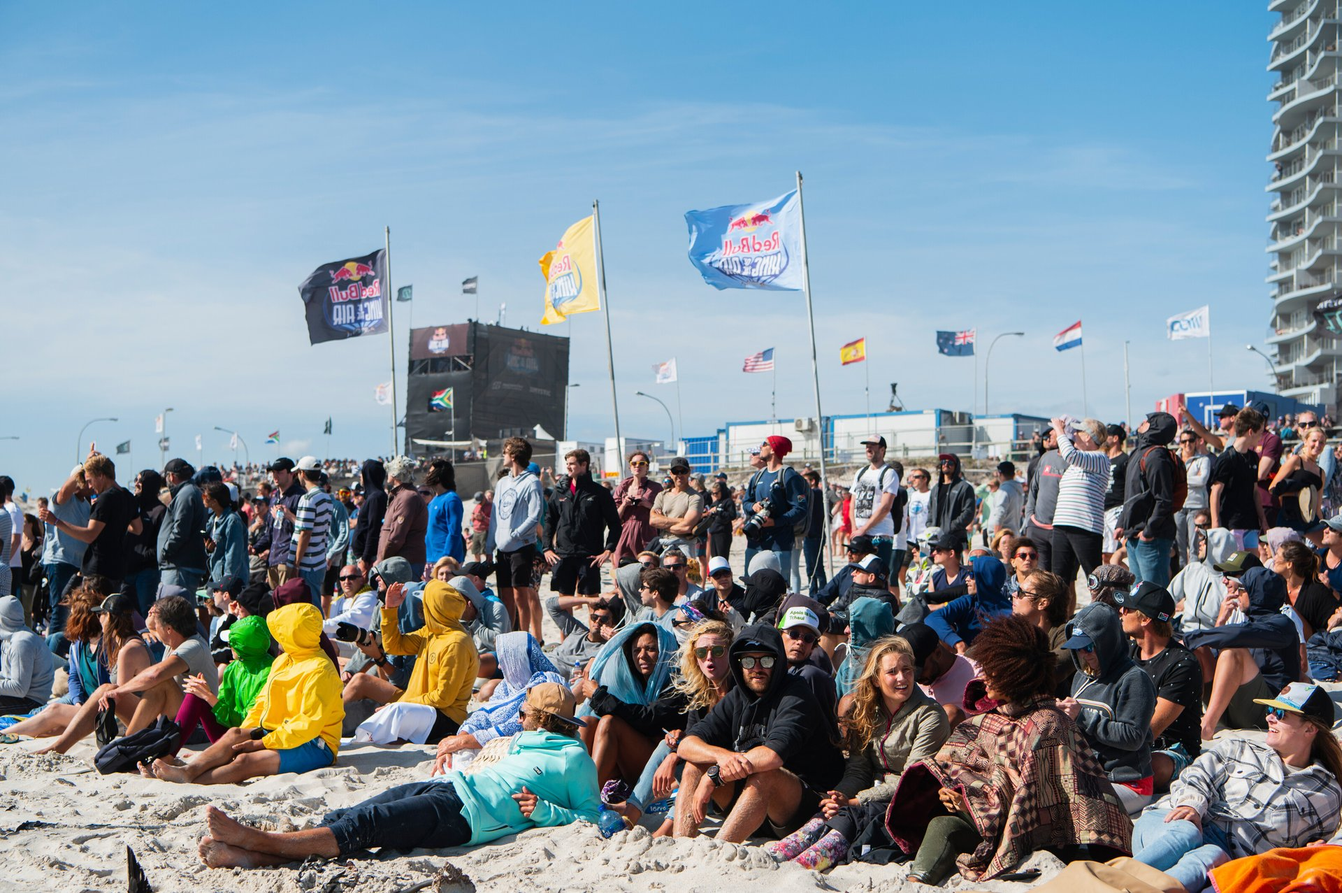 Red Bull King of the Air in Cape Town - Best Season 2020
