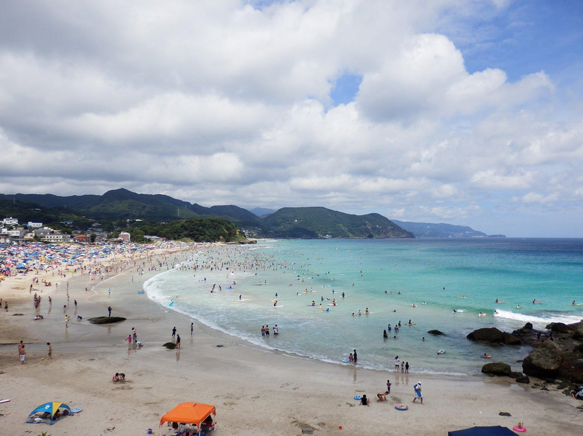 Beach Season in Japan 2020 - Best Time