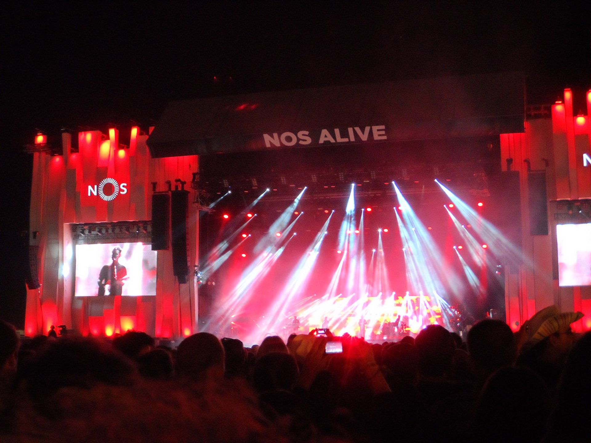 NOS Alive Festival in Lisbon - Best Season 2020