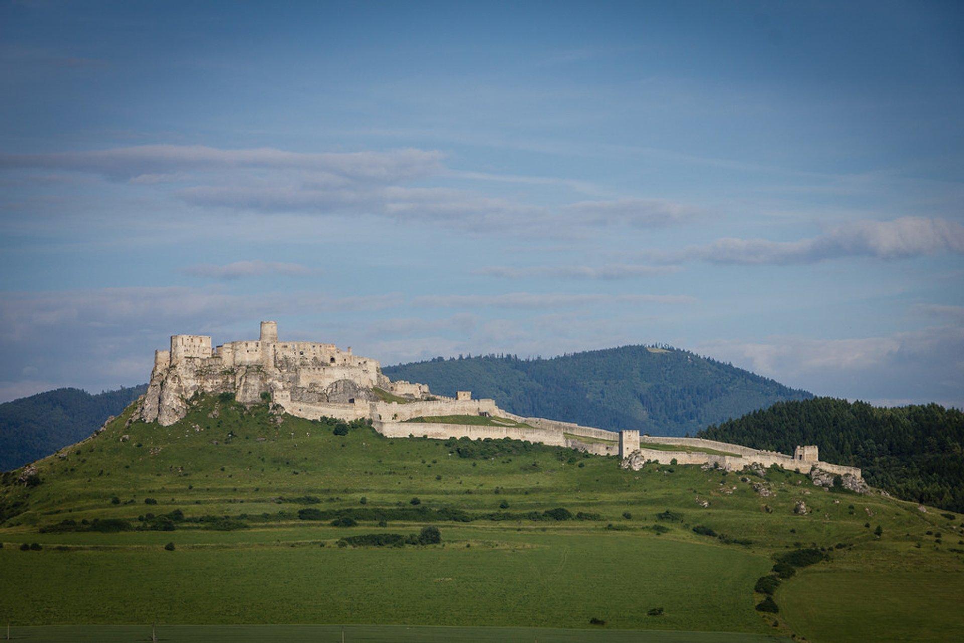 Spiš Castle in Slovakia 2020 - Best Time