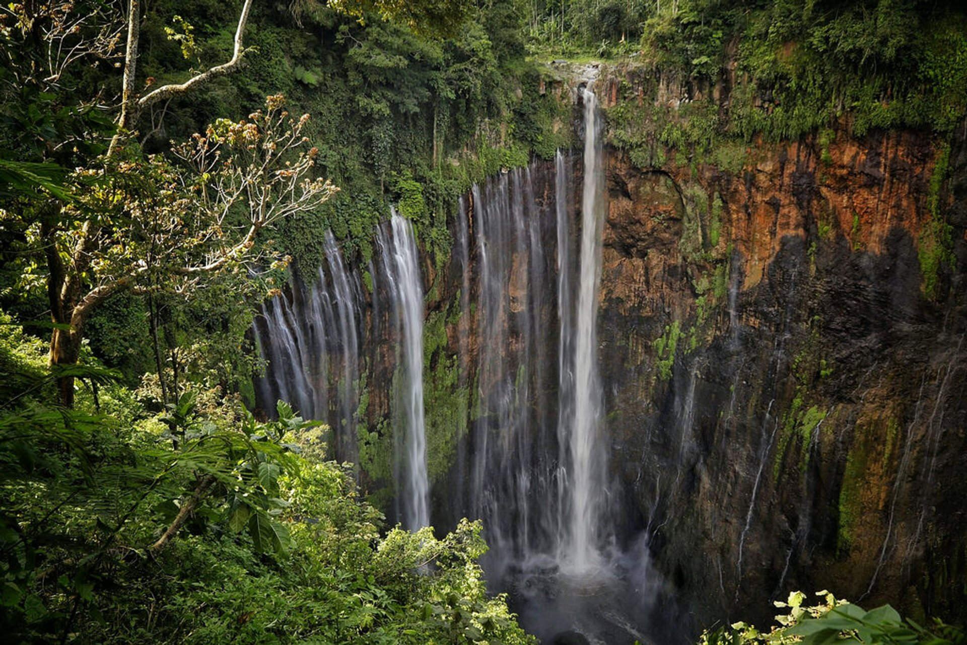 Tumpak Sewu Waterfall in Java - Best Season 2020