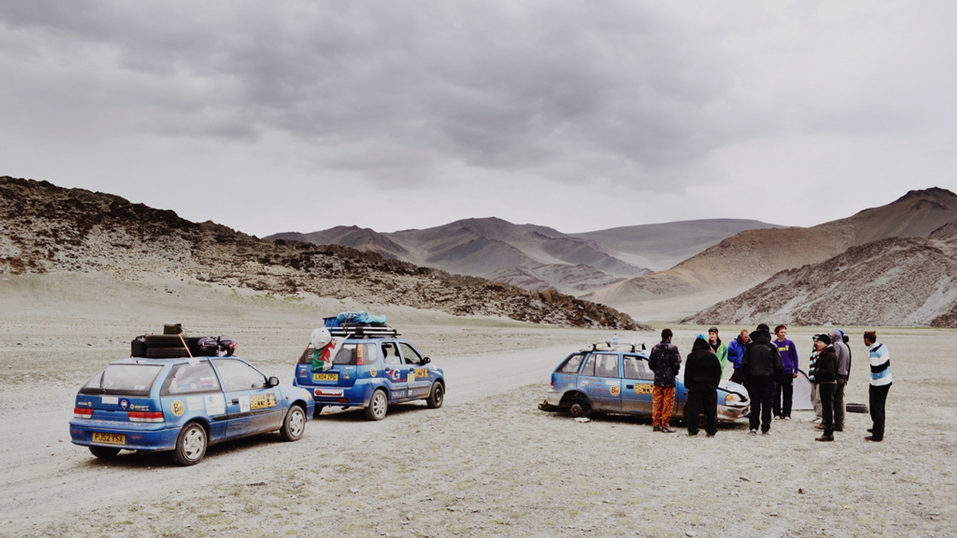 Best time to see Mongol Rally in Mongolia 2019