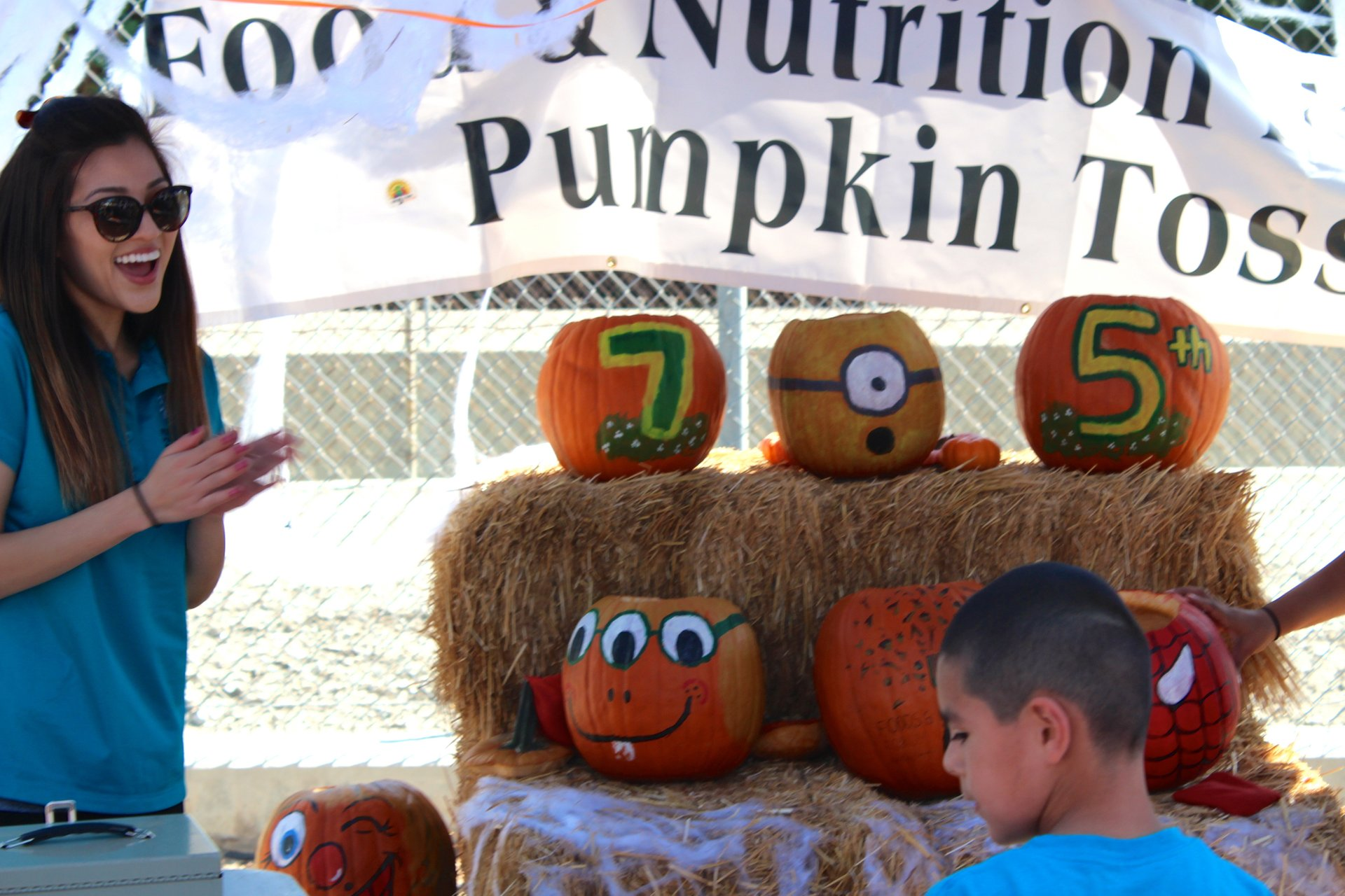 Best time for Cal Poly Pomona Pumpkin Festival in Los Angeles 2020