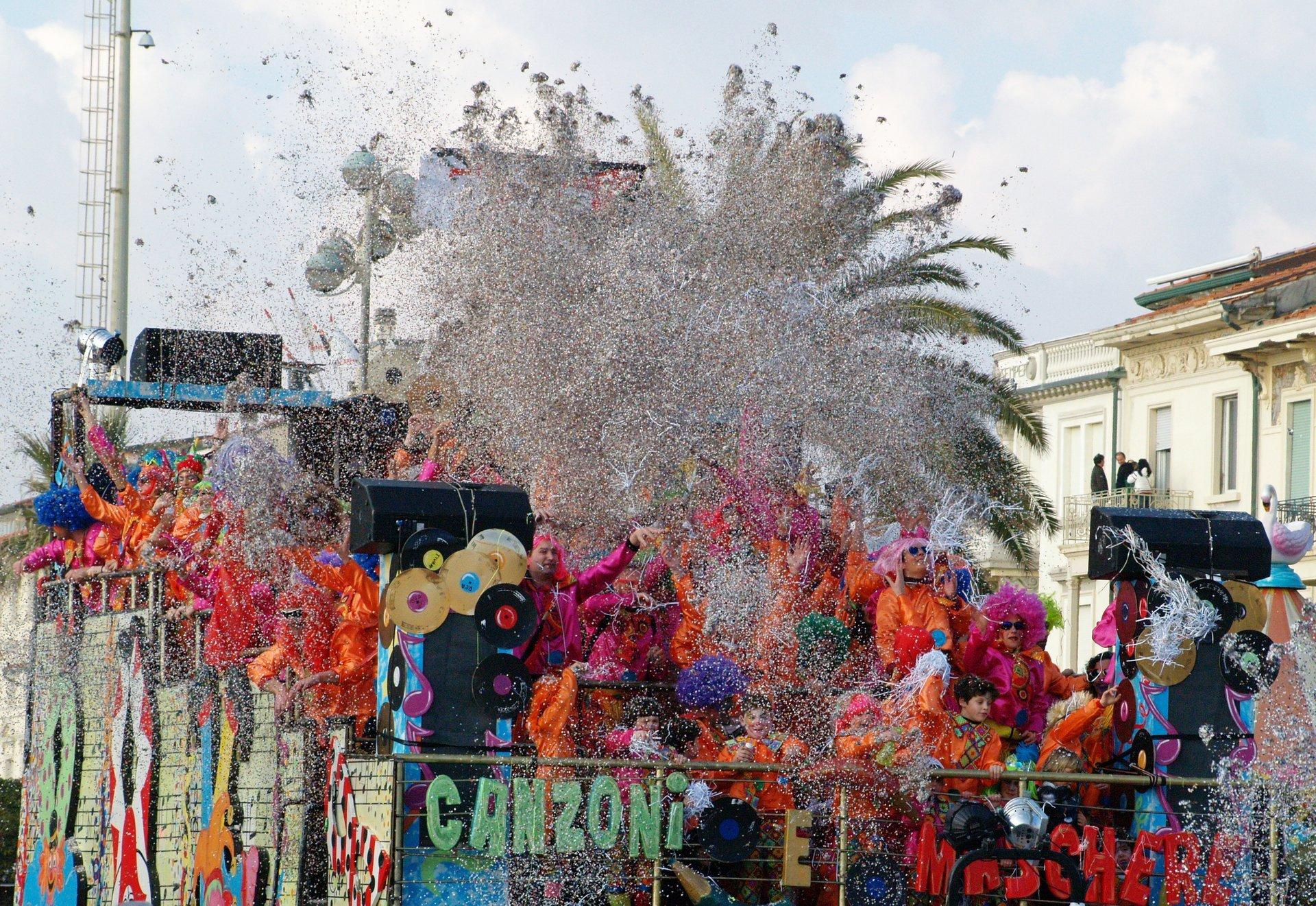 Viareggio Carnevale 2020