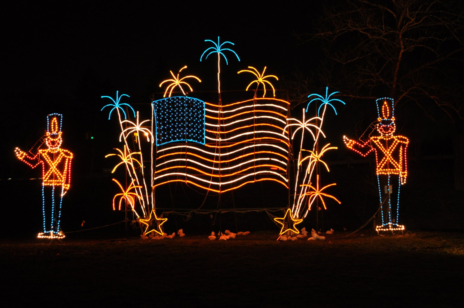 Wayne County Lightfest in Midwest - Best Season 2020