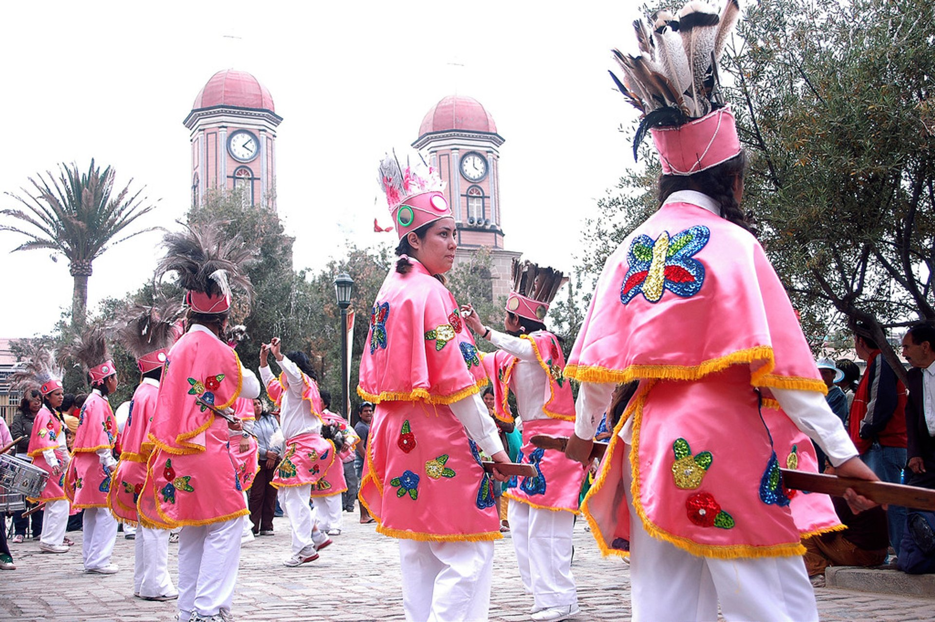 Best time for La Fiesta Grande de Andacollo in Chile 2020