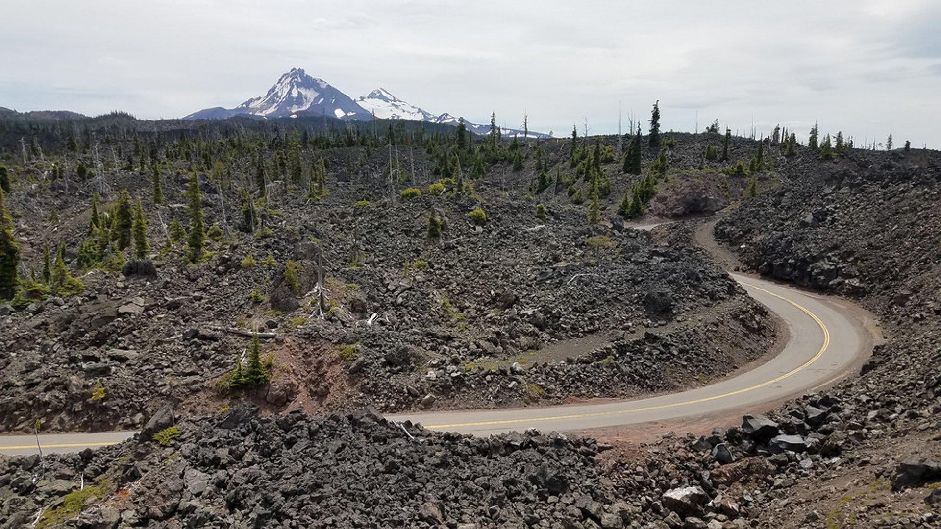 McKenzie Pass in Portland 2019 - Best Time