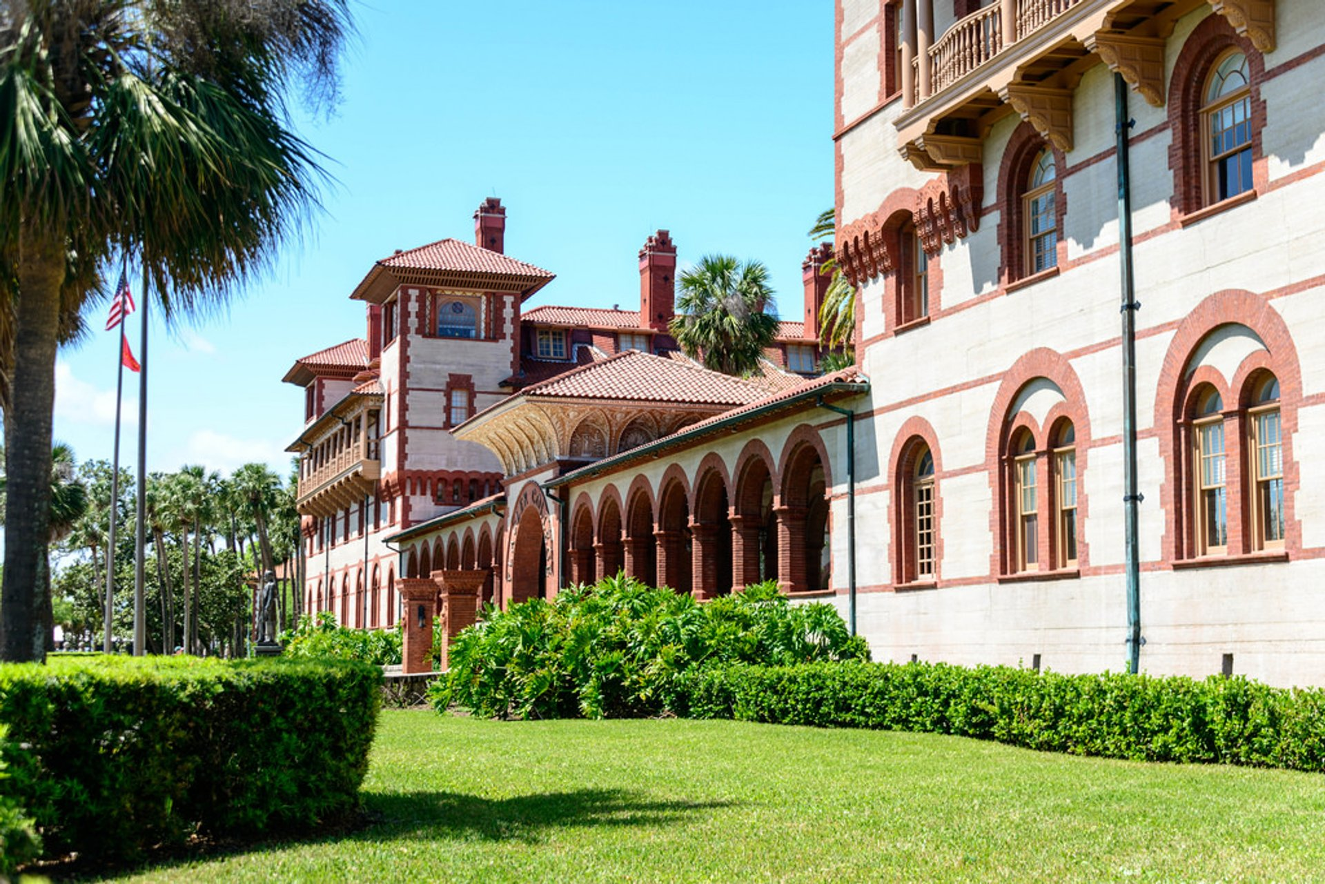 Ponce de Leon Hotel (Flagler College) in Florida - Best Season 2020