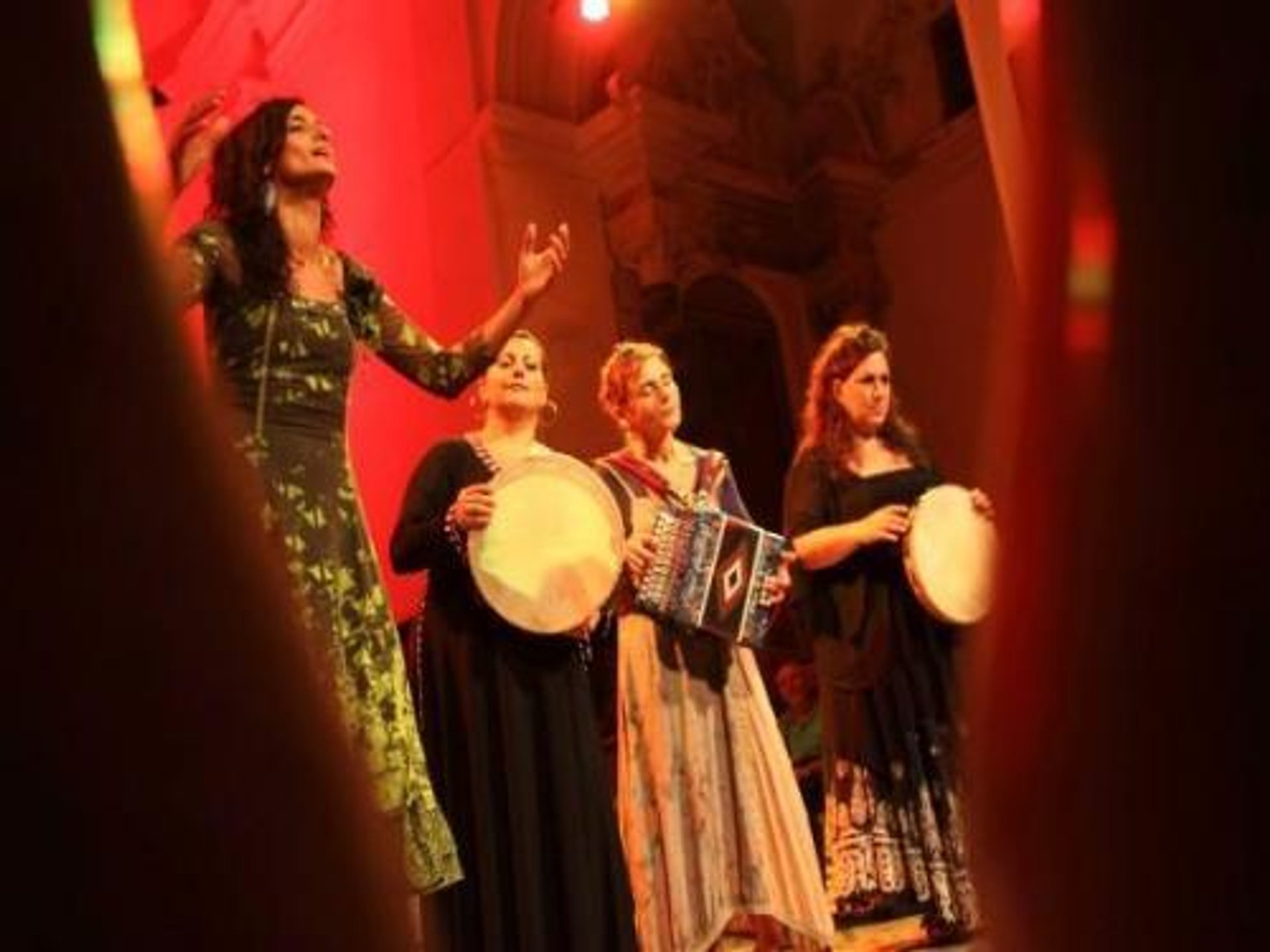 Best time for Polyphonic Song Festival in Corsica
