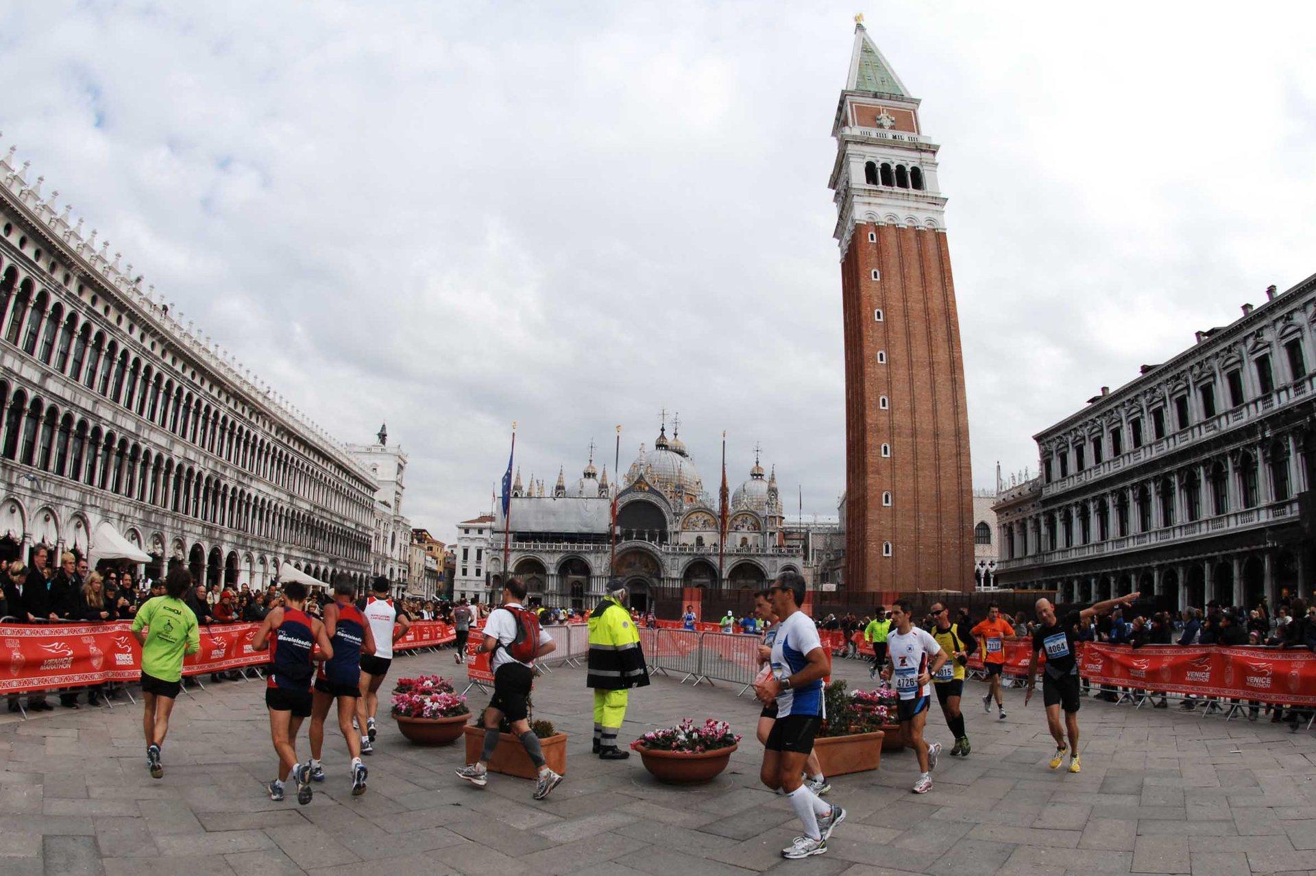 Best time to see Venice Marathon (Maratona di Venezia) in Venice 2020