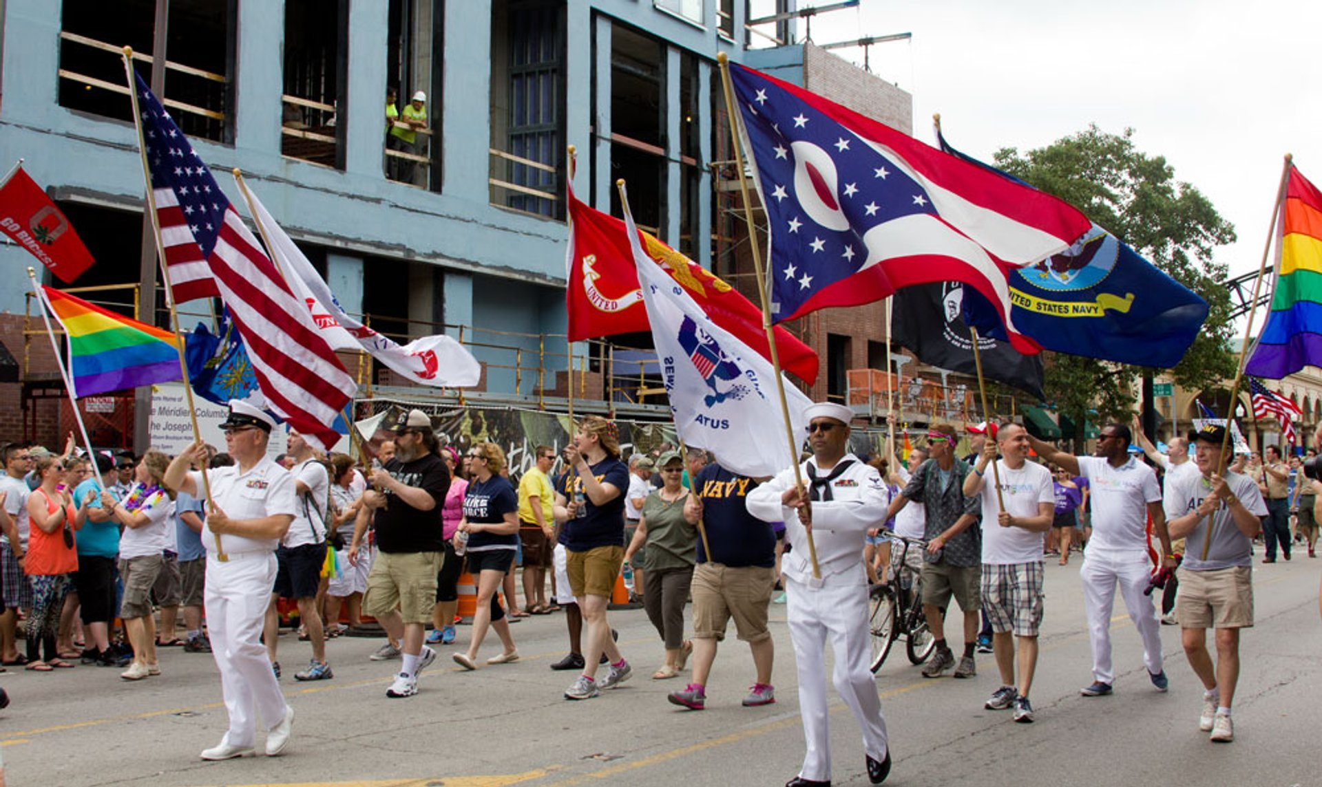 Columbus Pride Festival and Parade in Ohio - Best Season 2020