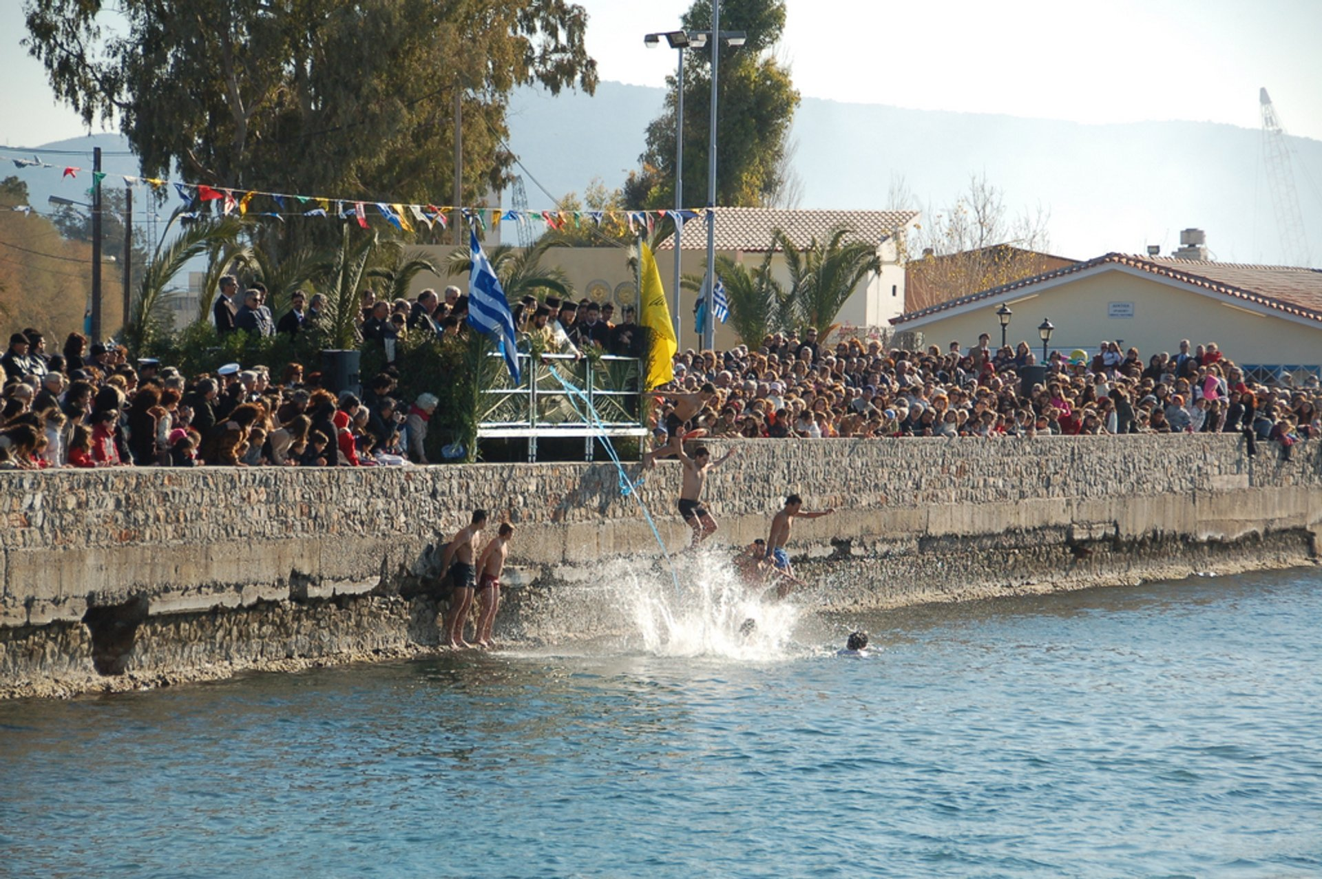 Theophania or Epiphany in Athens 2019 - Best Time