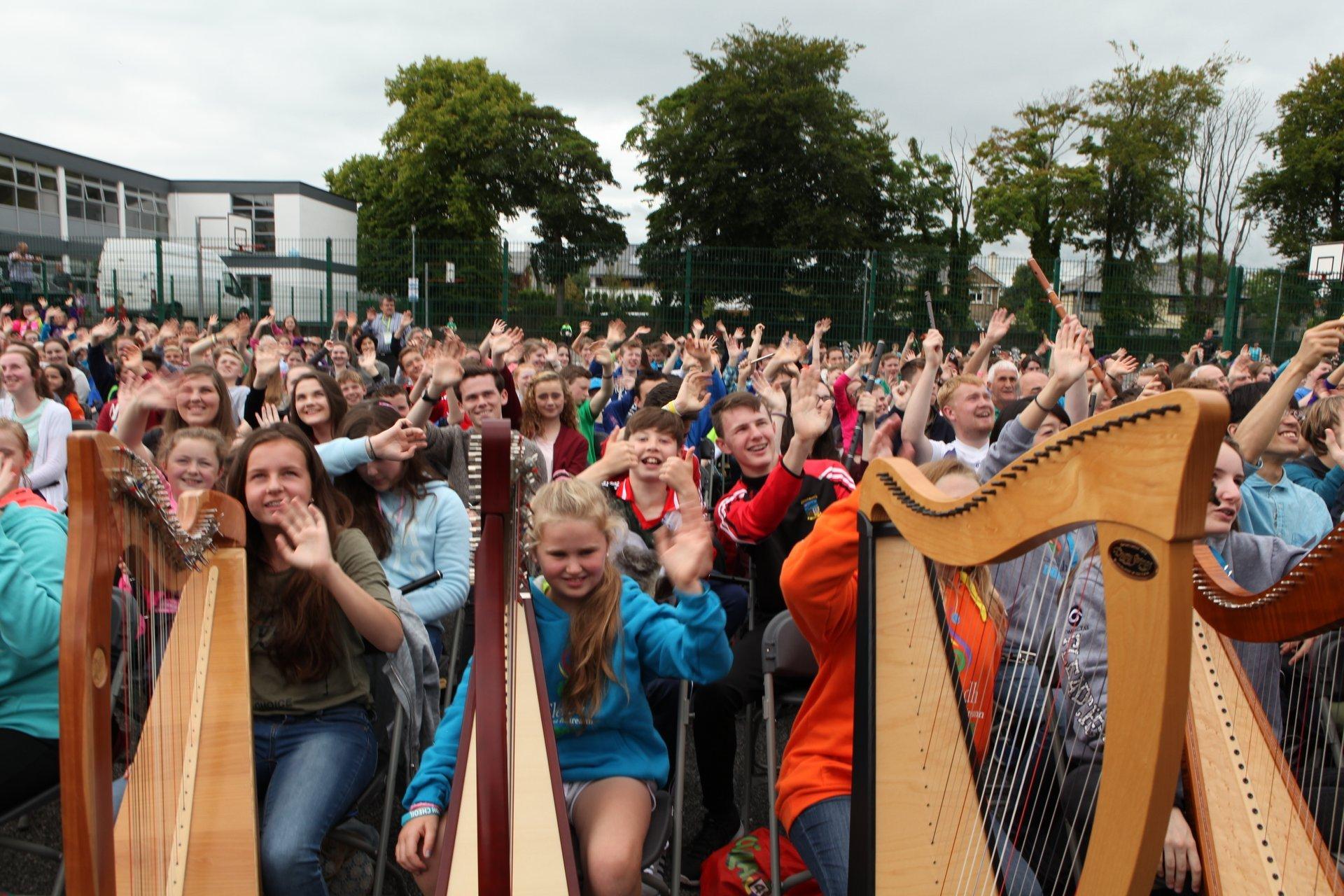 Fleadh Cheoil na hÉireann in Ireland - Best Season 2019