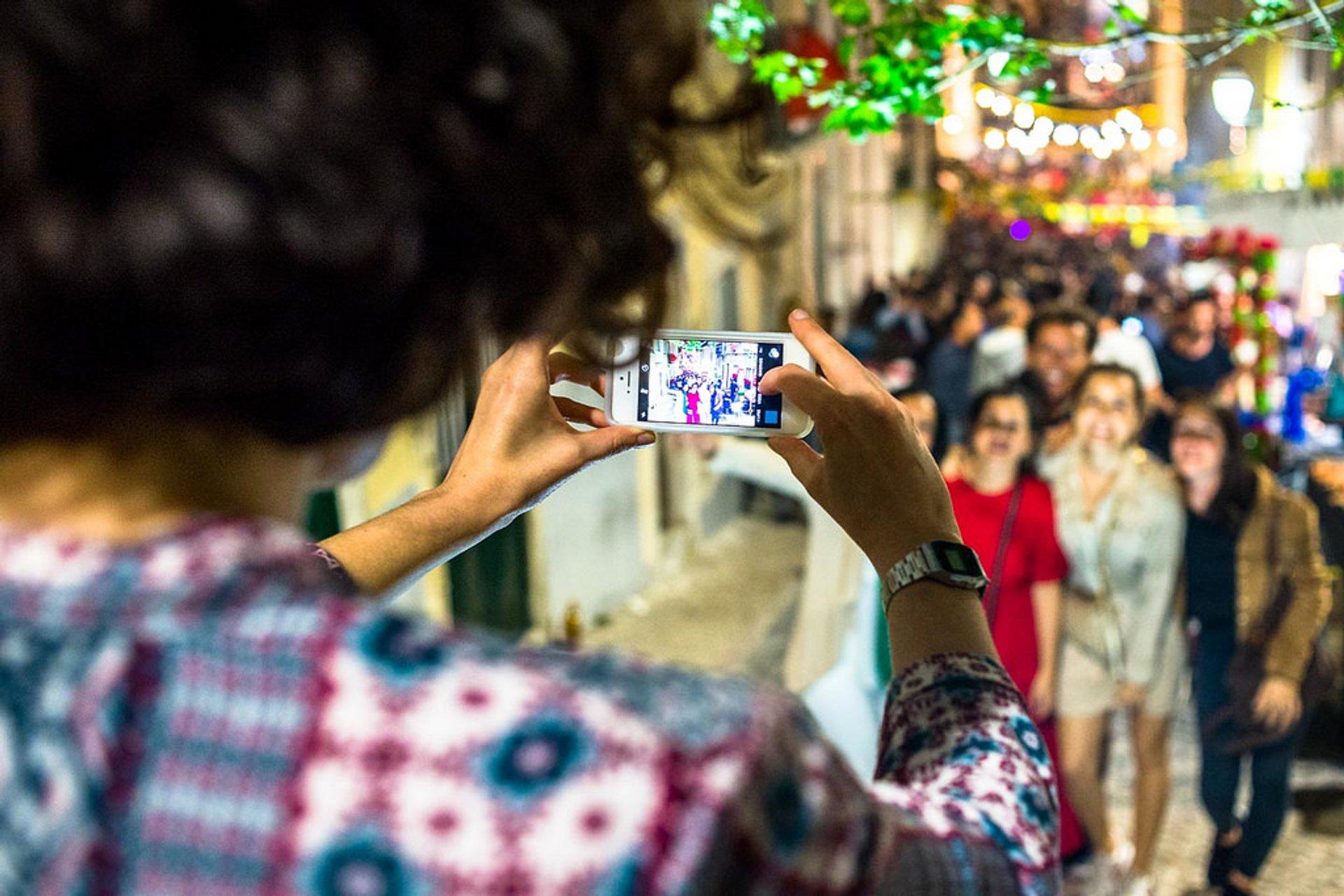 Festas de Lisboa (Festas dos Santos Populares) in Lisbon 2020 - Best Time