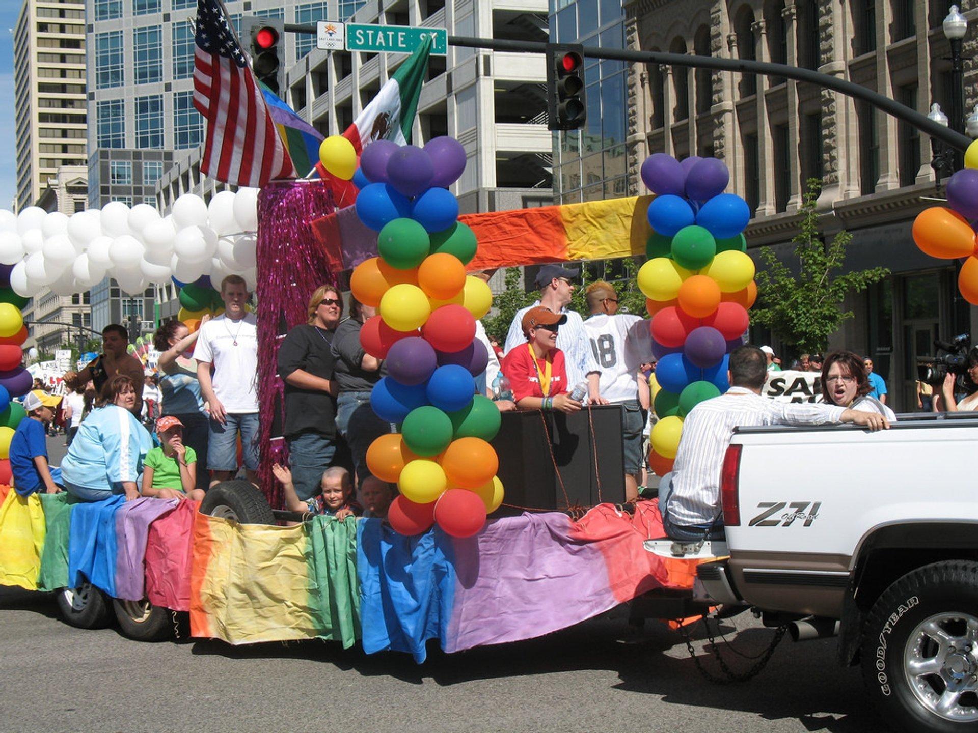 Utah Pride Festival in Utah - Best Season 2020