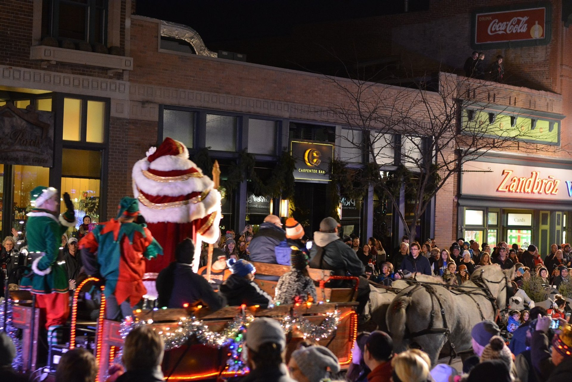 Best time for Sioux Falls Parade of Lights 2020