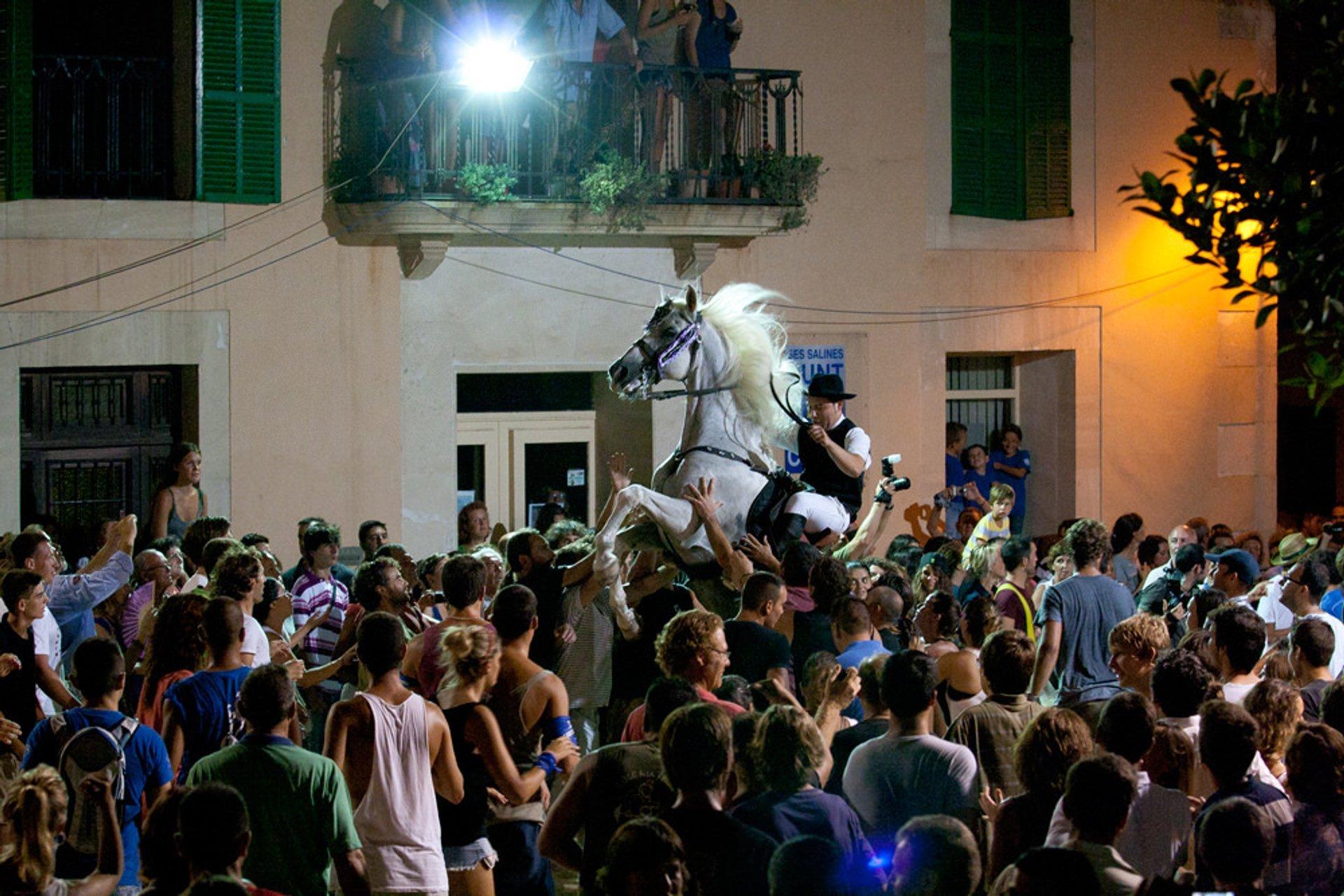 La Festa de's Cavall in Mallorca 2020 - Best Time