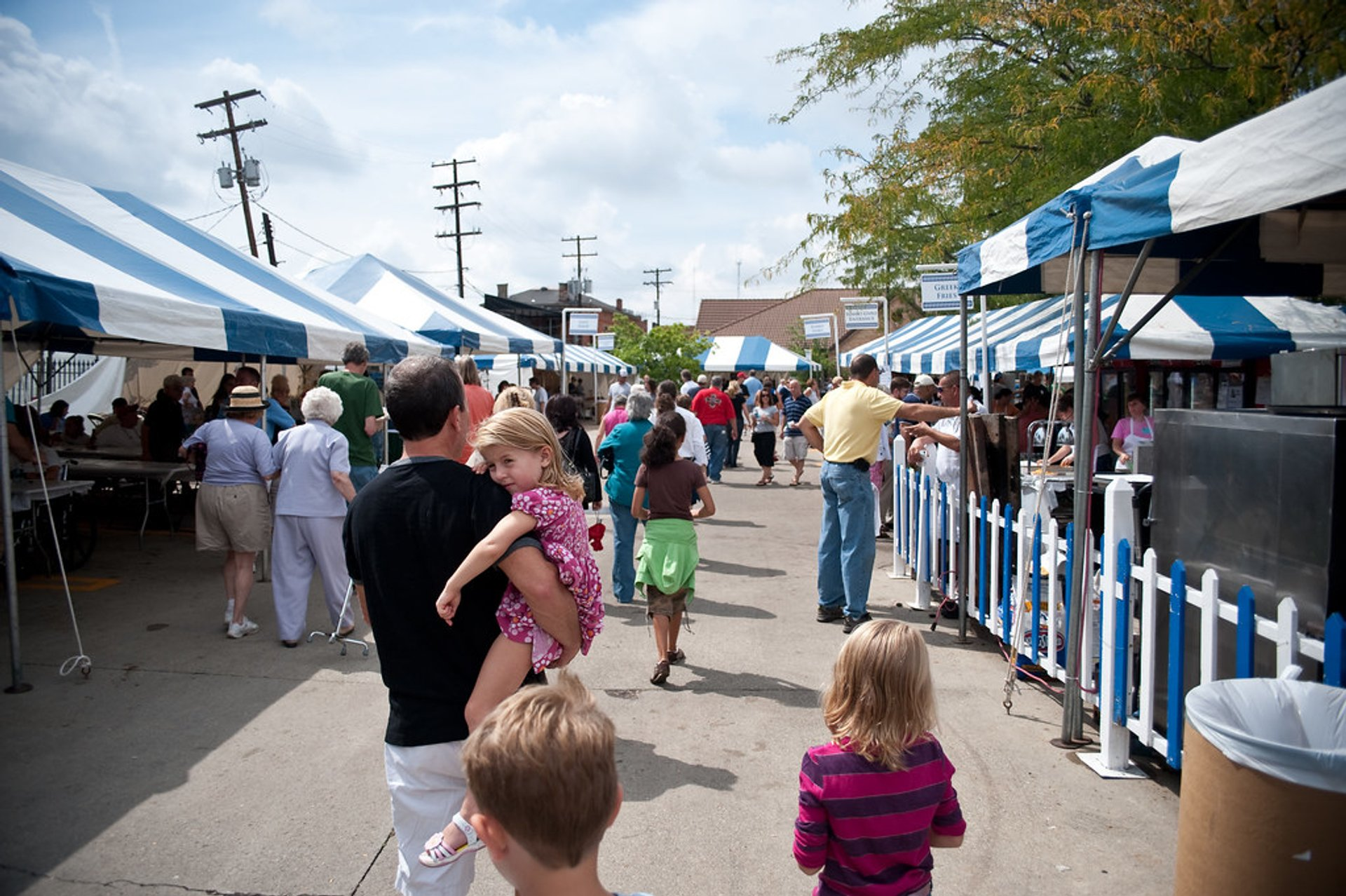 Best time for Columbus Greek Festival in Ohio 2020