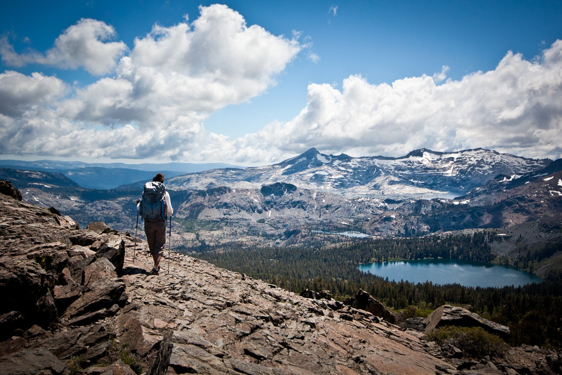 Mount Tallac in California 2020 - Best Time