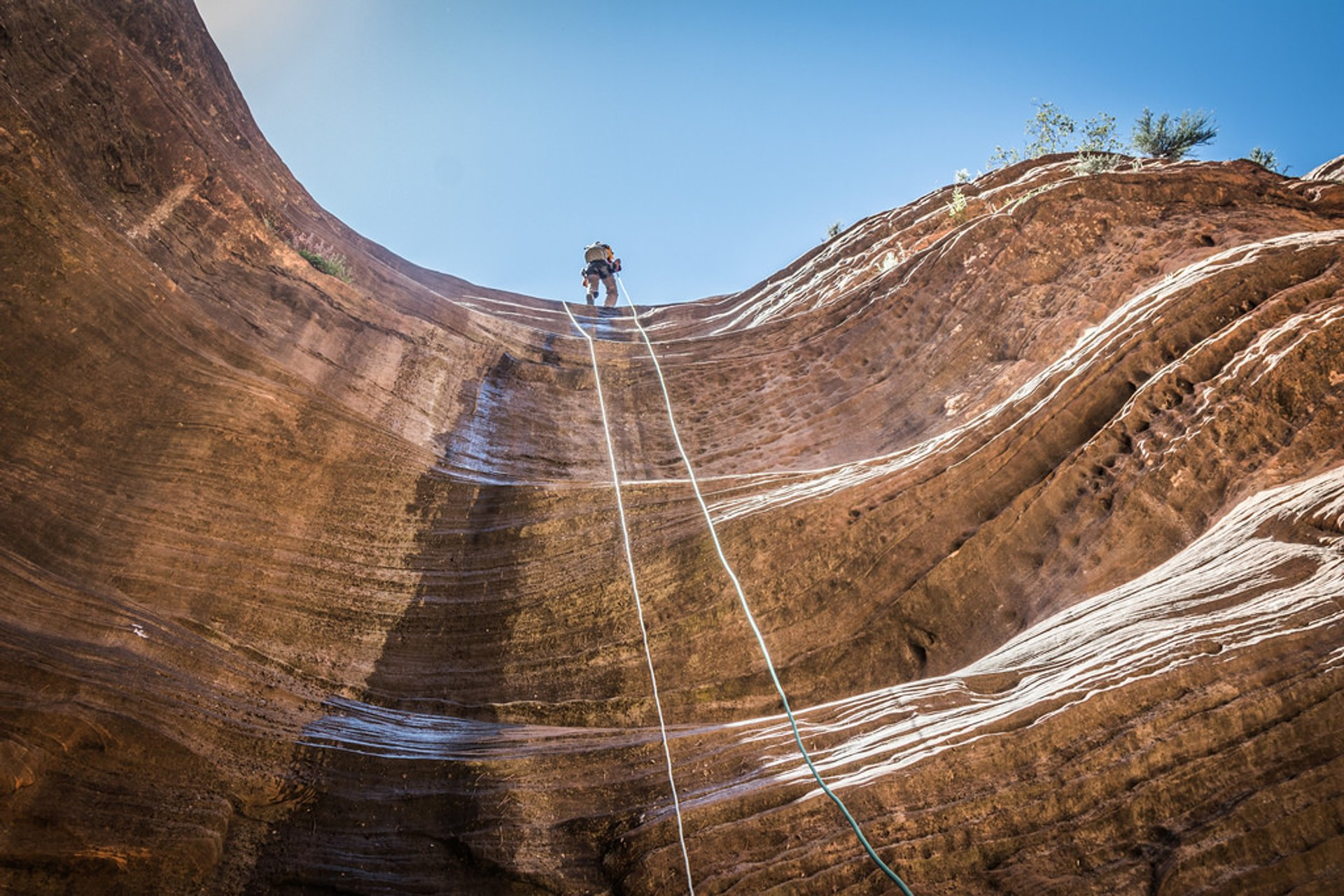 Canyoneering in Zion National Park in Utah 2019 - Best Time