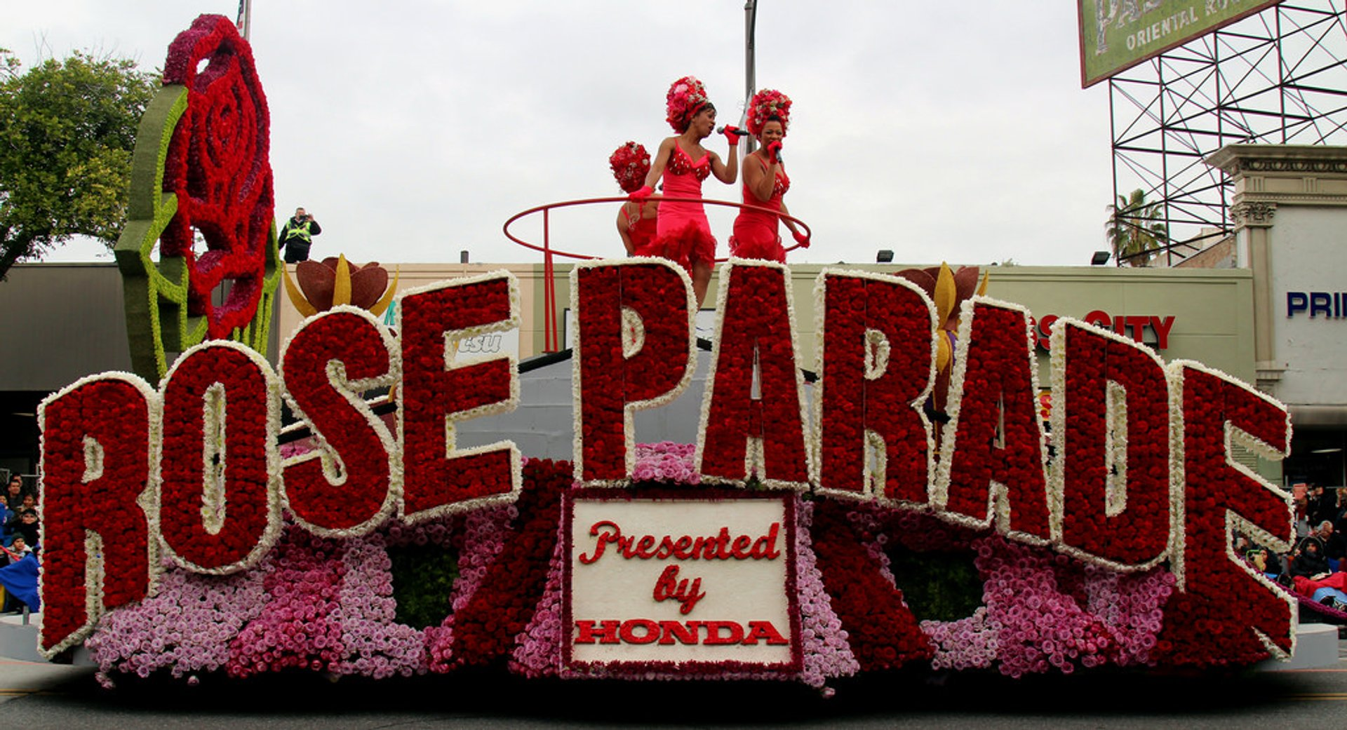 Best time to see Rose Parade (Tournament of Roses) in Los Angeles 2020