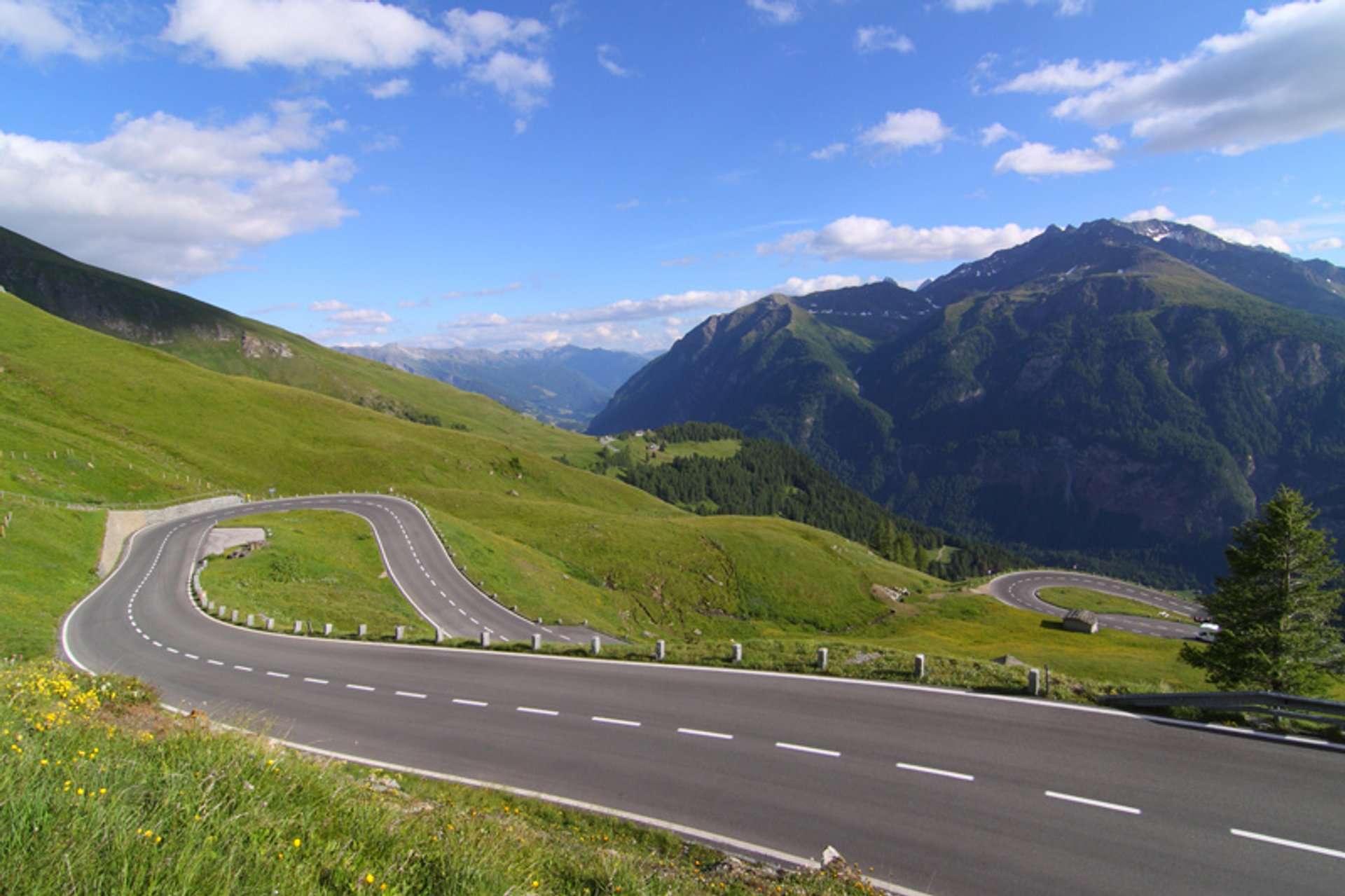 Best time to see Grossglockner High Alpine Road 2019