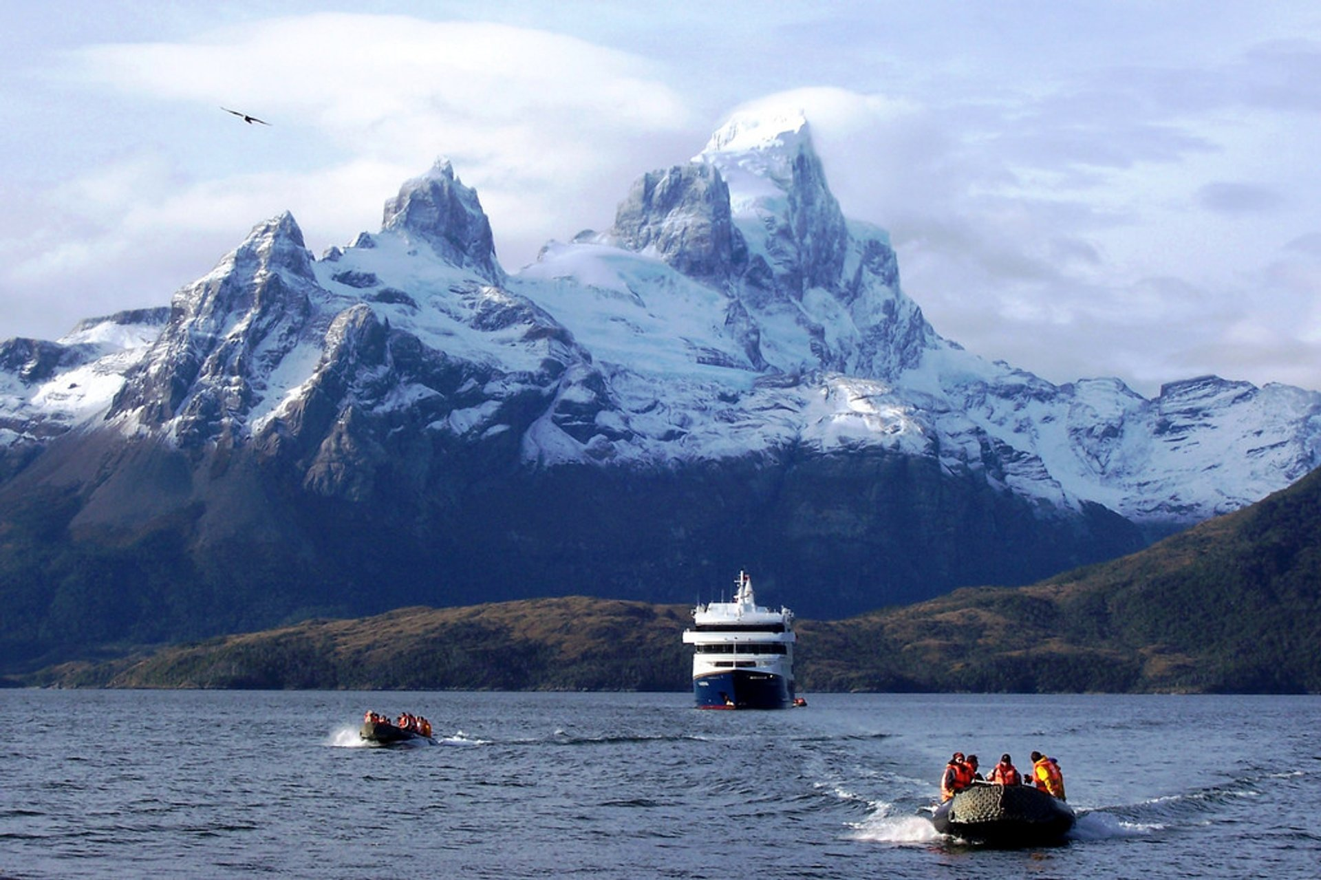 Sailing and Cruising in Chile 2020 - Best Time