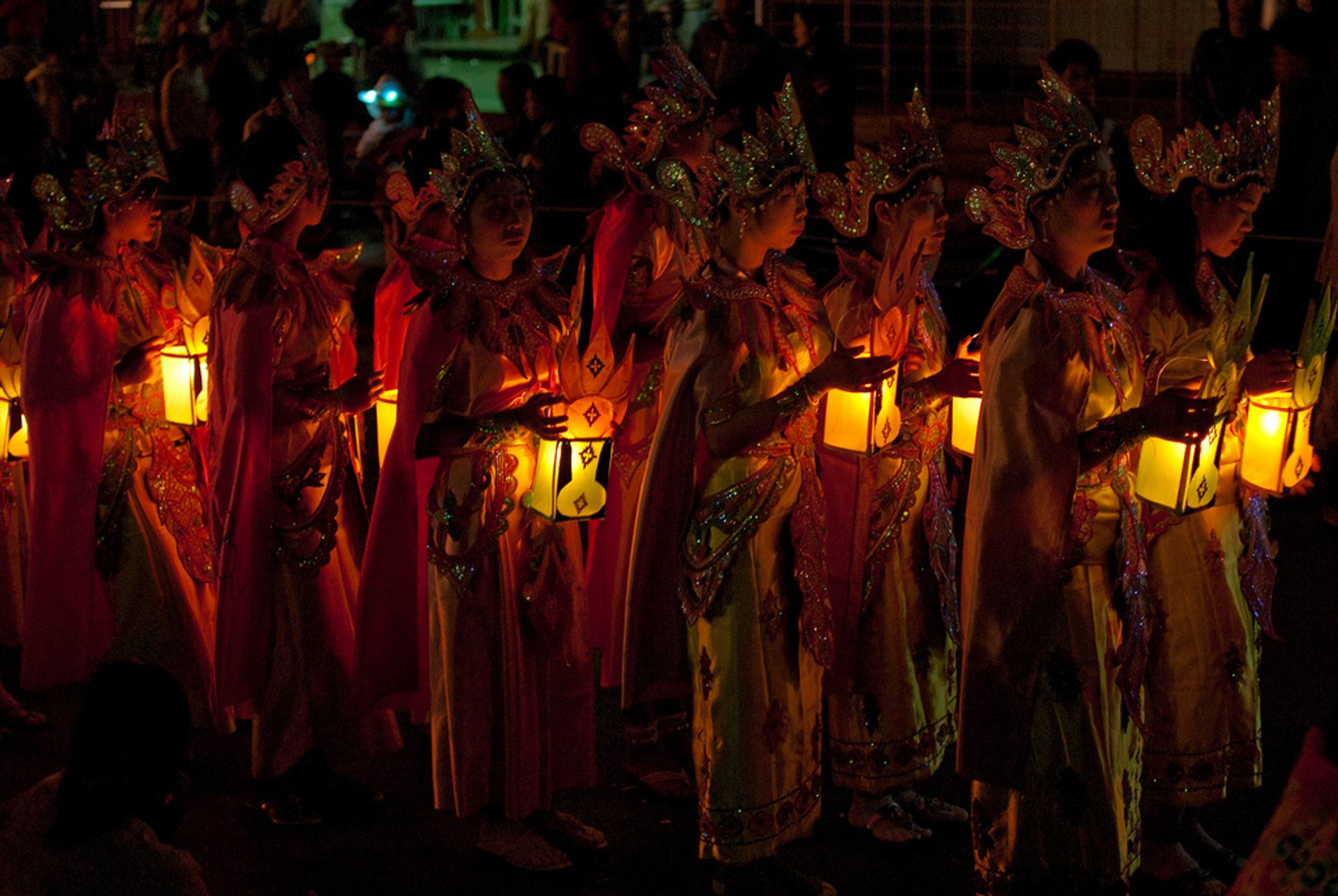 Light procession 2019