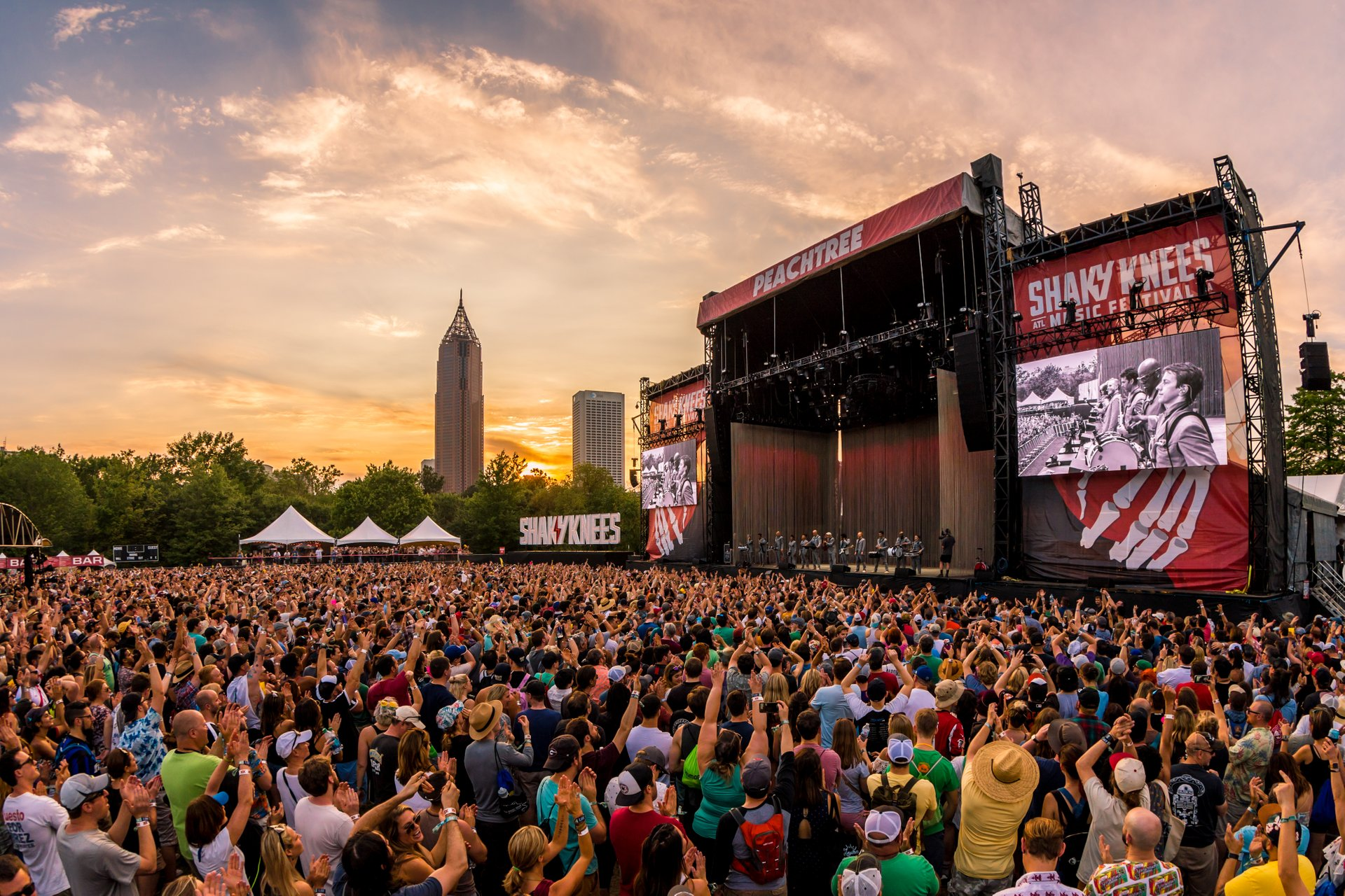 Shaky Knees Music Festival in Atlanta 2019 - Best Time