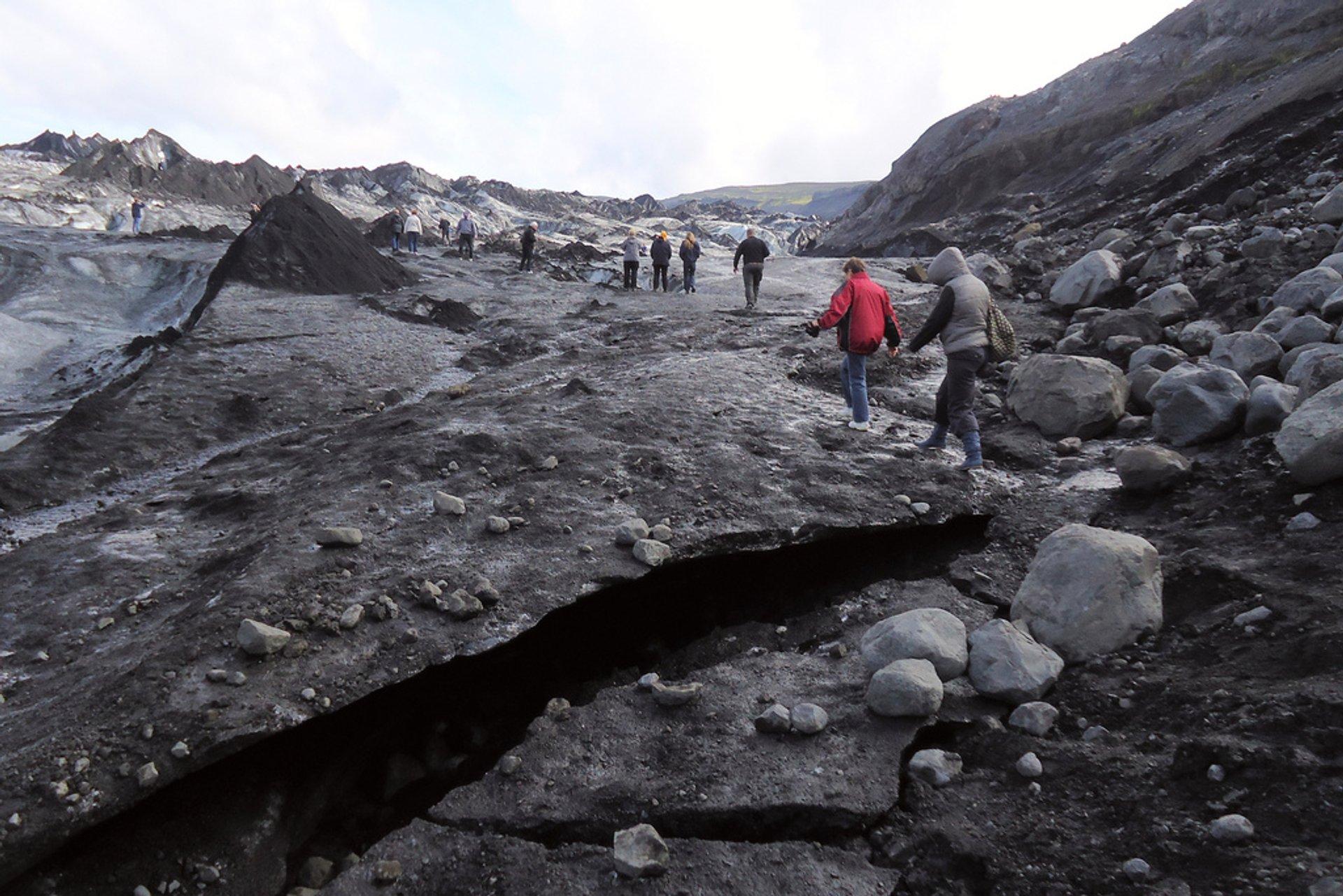 Mýrdalsjökull Glacier 2020