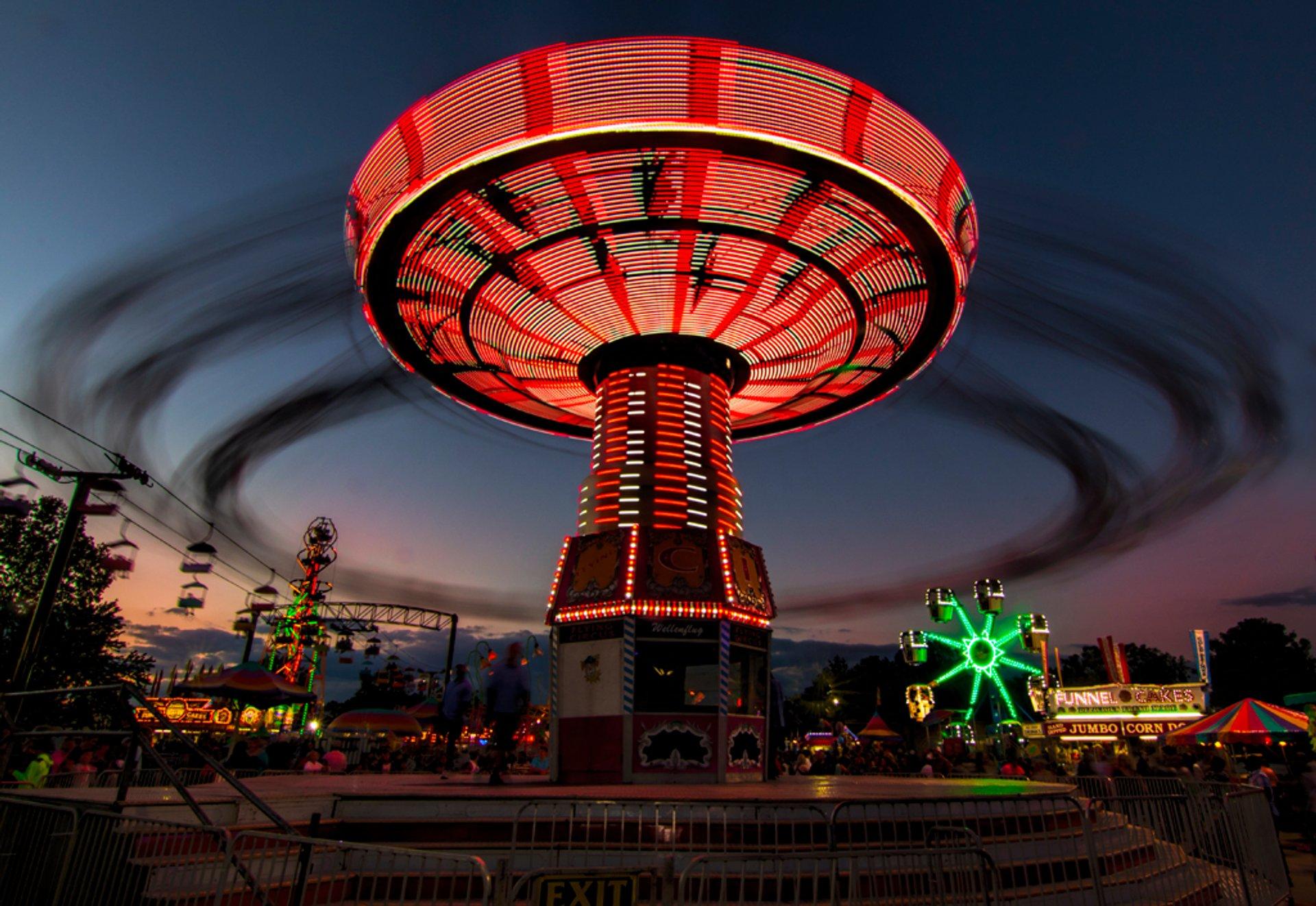 North Georgia State Fair in Georgia 2020 - Best Time