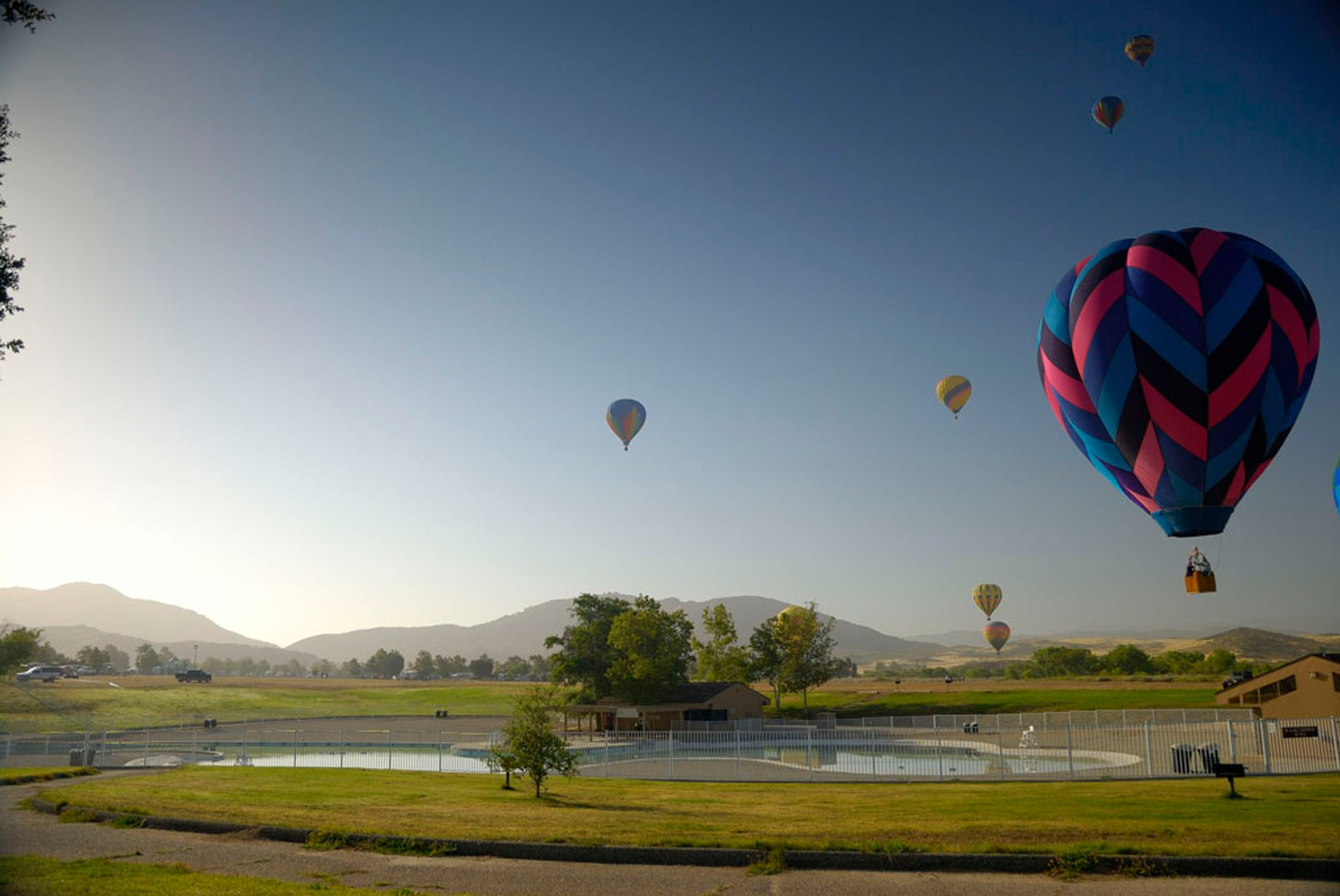 Temecula Valley Balloon & Wine Festival in California - Best Season 2019