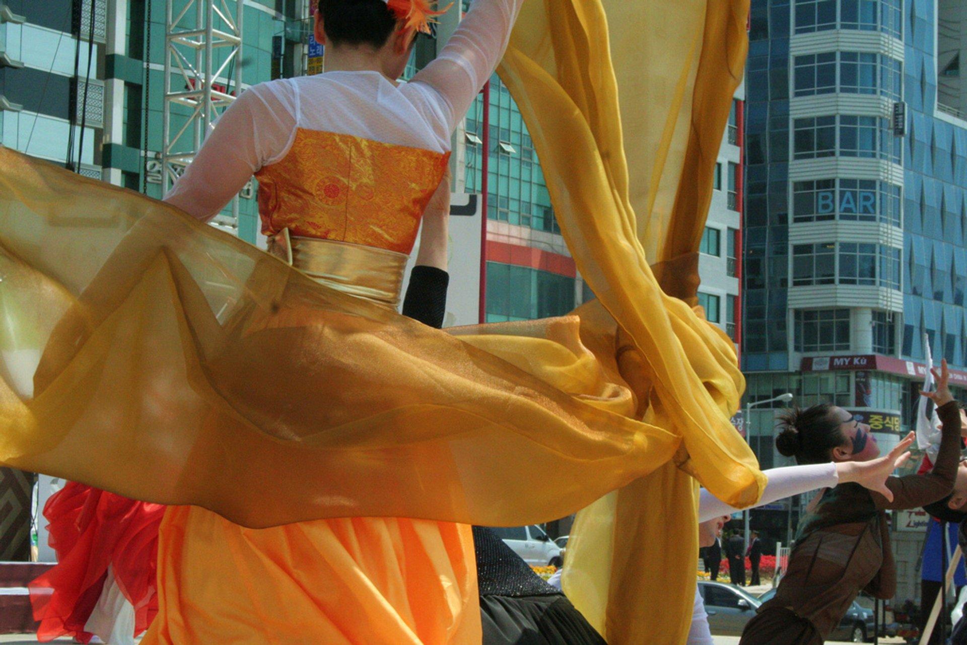 Gwangalli Eobang Festival in South Korea - Best Season 2020