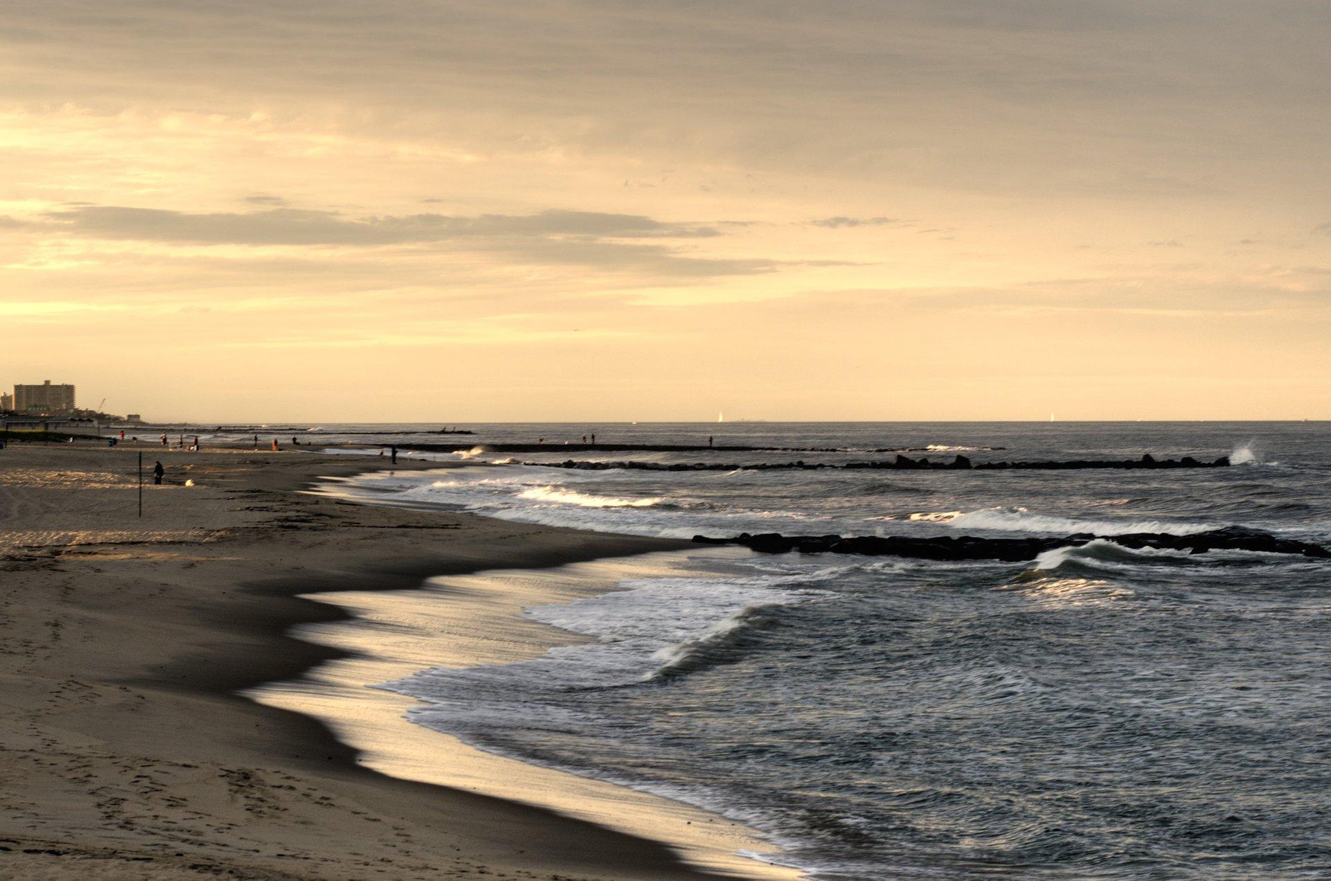Beach Season in New Jersey 2020 - Best Time