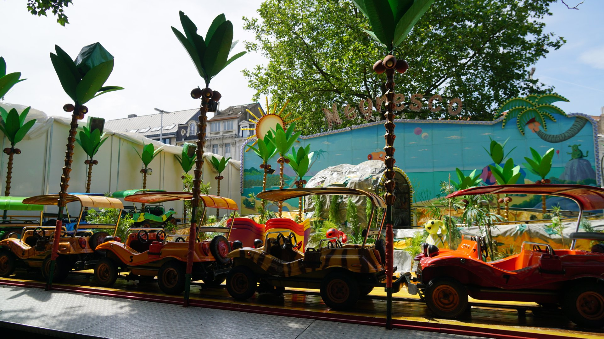 Best time for Foire du Midi in Brussels 2020
