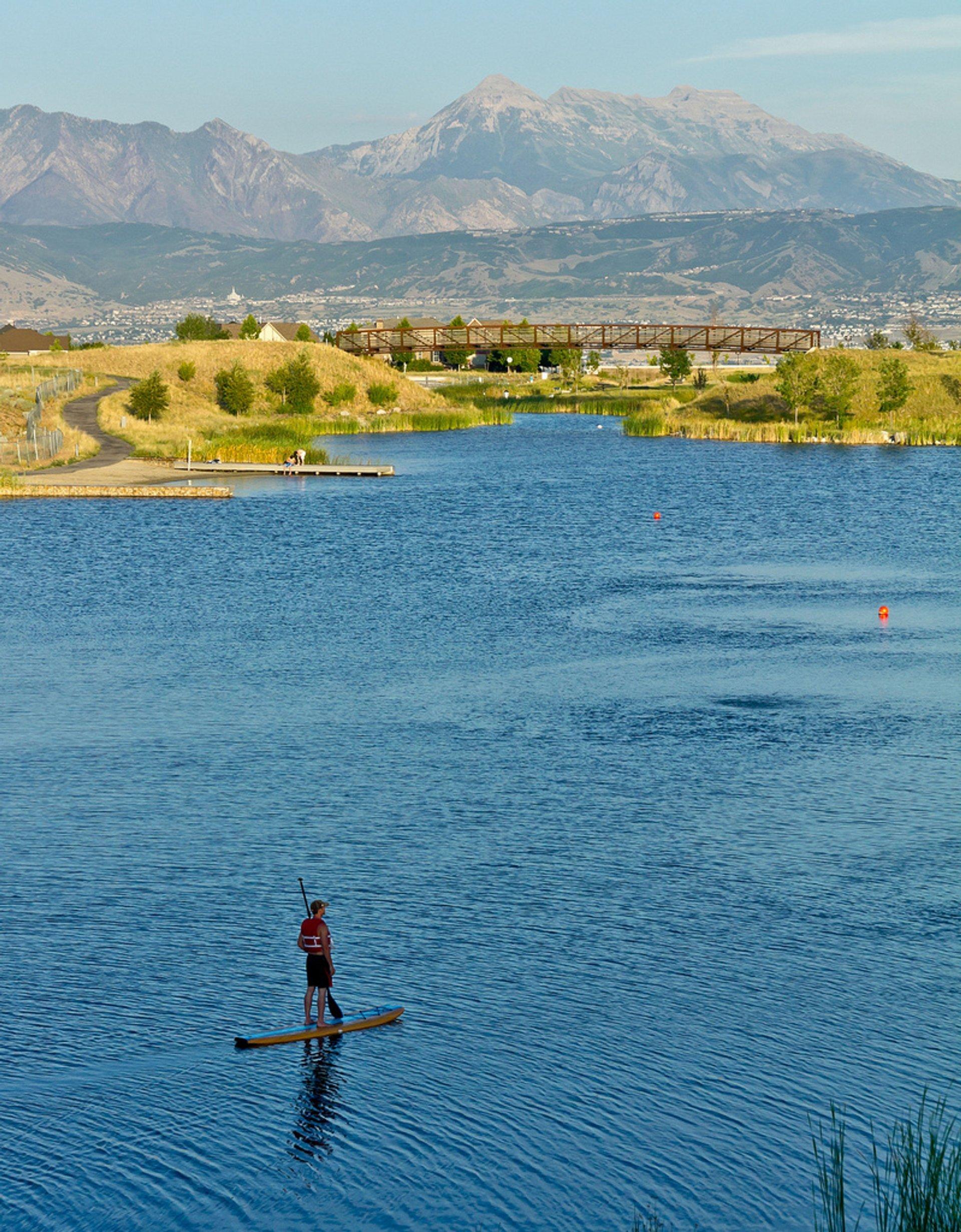 Oquirrh Lake 2020
