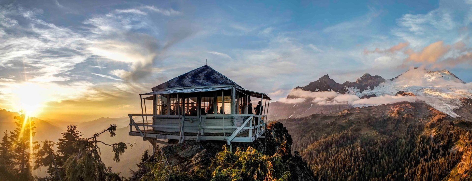 Best time for Park Butte Lookout in Washington 2019