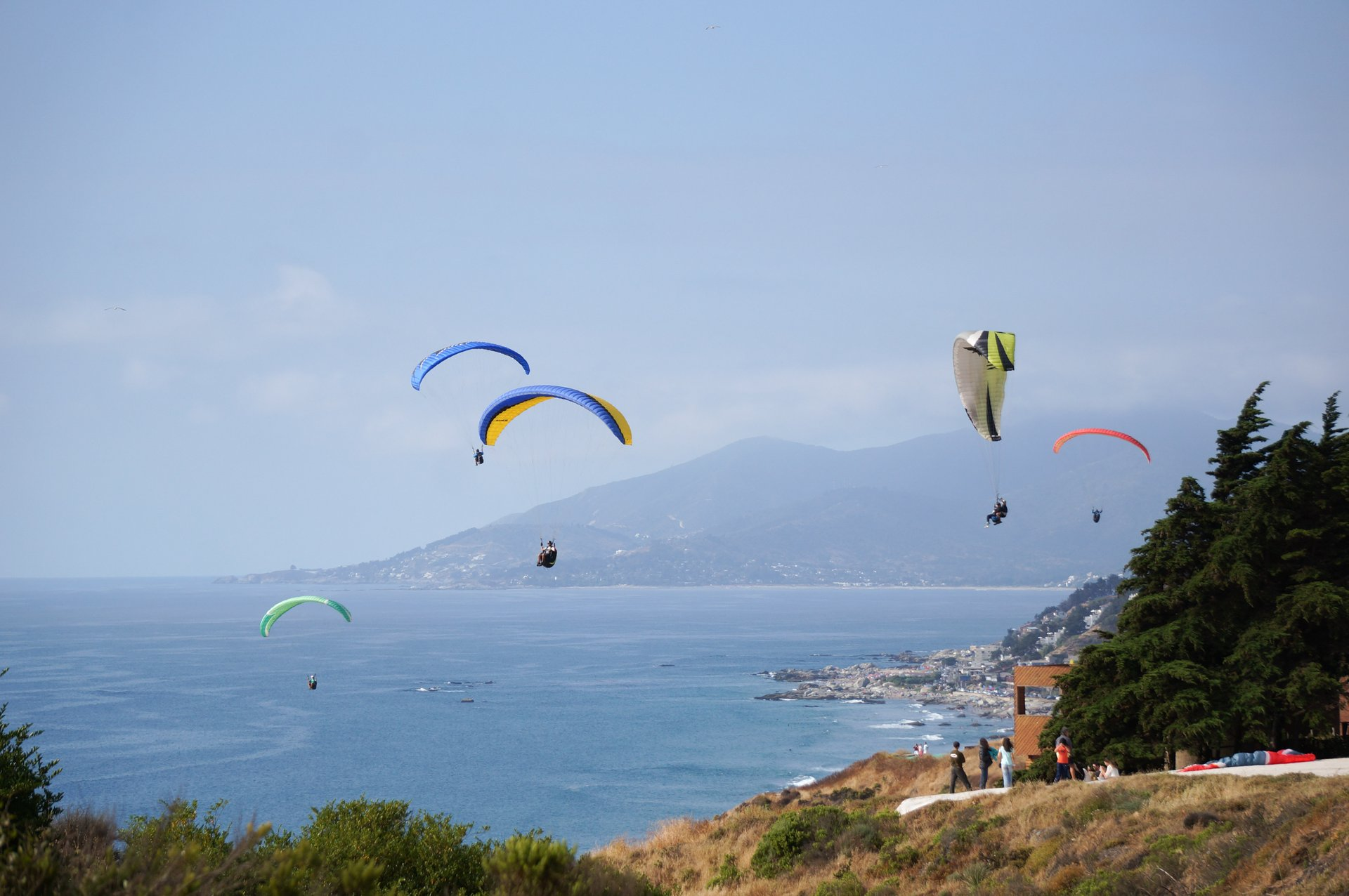 Paragliding in Chile 2020 - Best Time