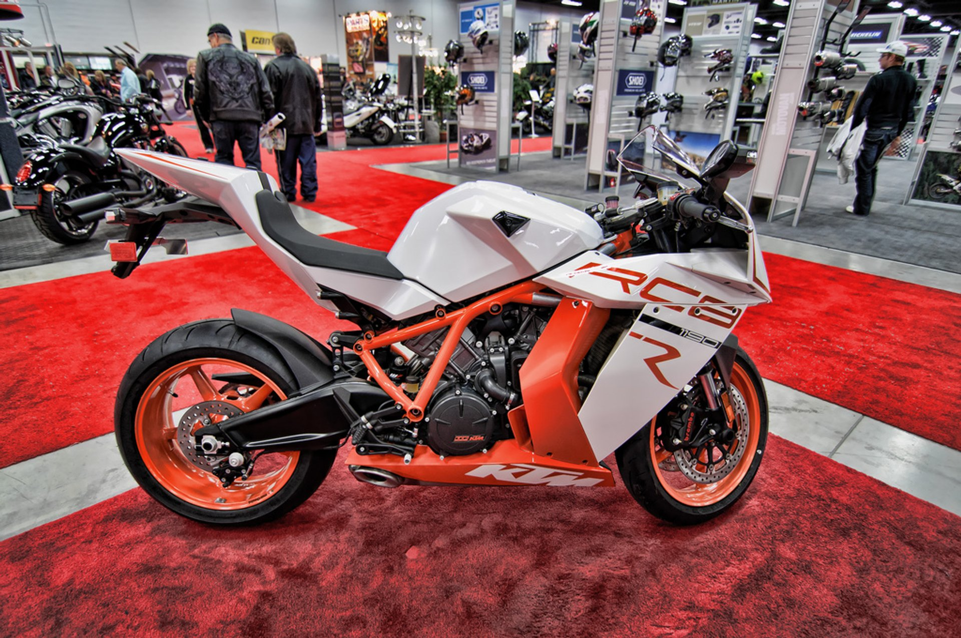 Best time for Edmonton Motorcycle Show in Edmonton 2020
