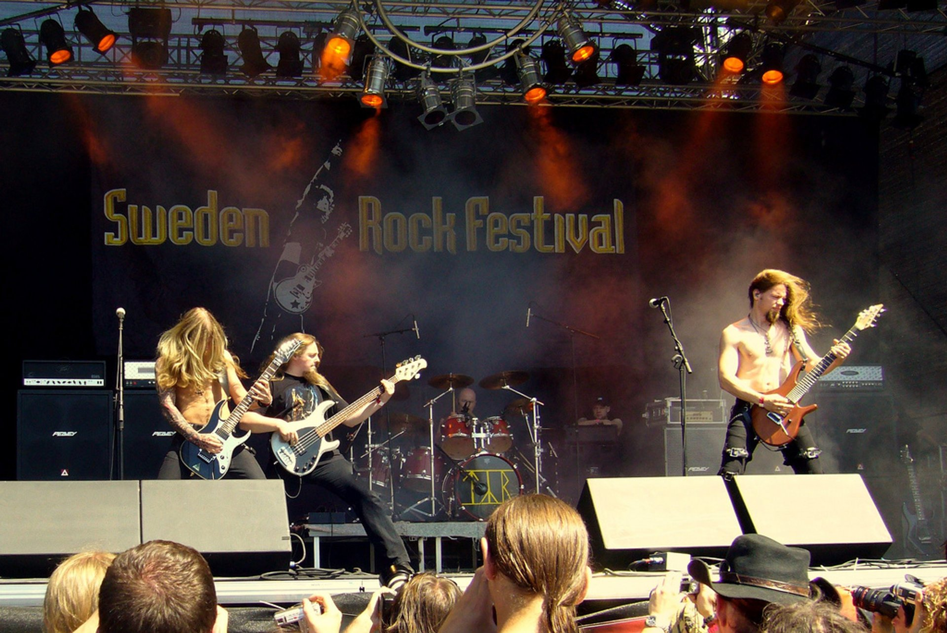 Sweden Rock Festival in Sweden 2020 - Best Time