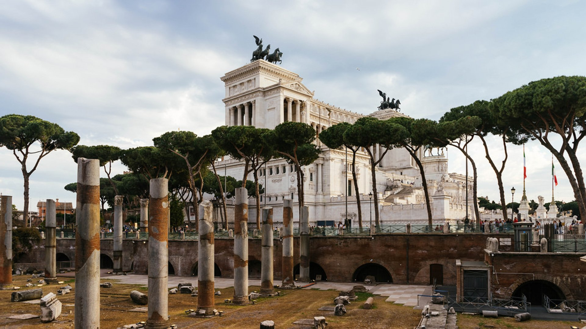 Spring in Rome - Best Season 2020