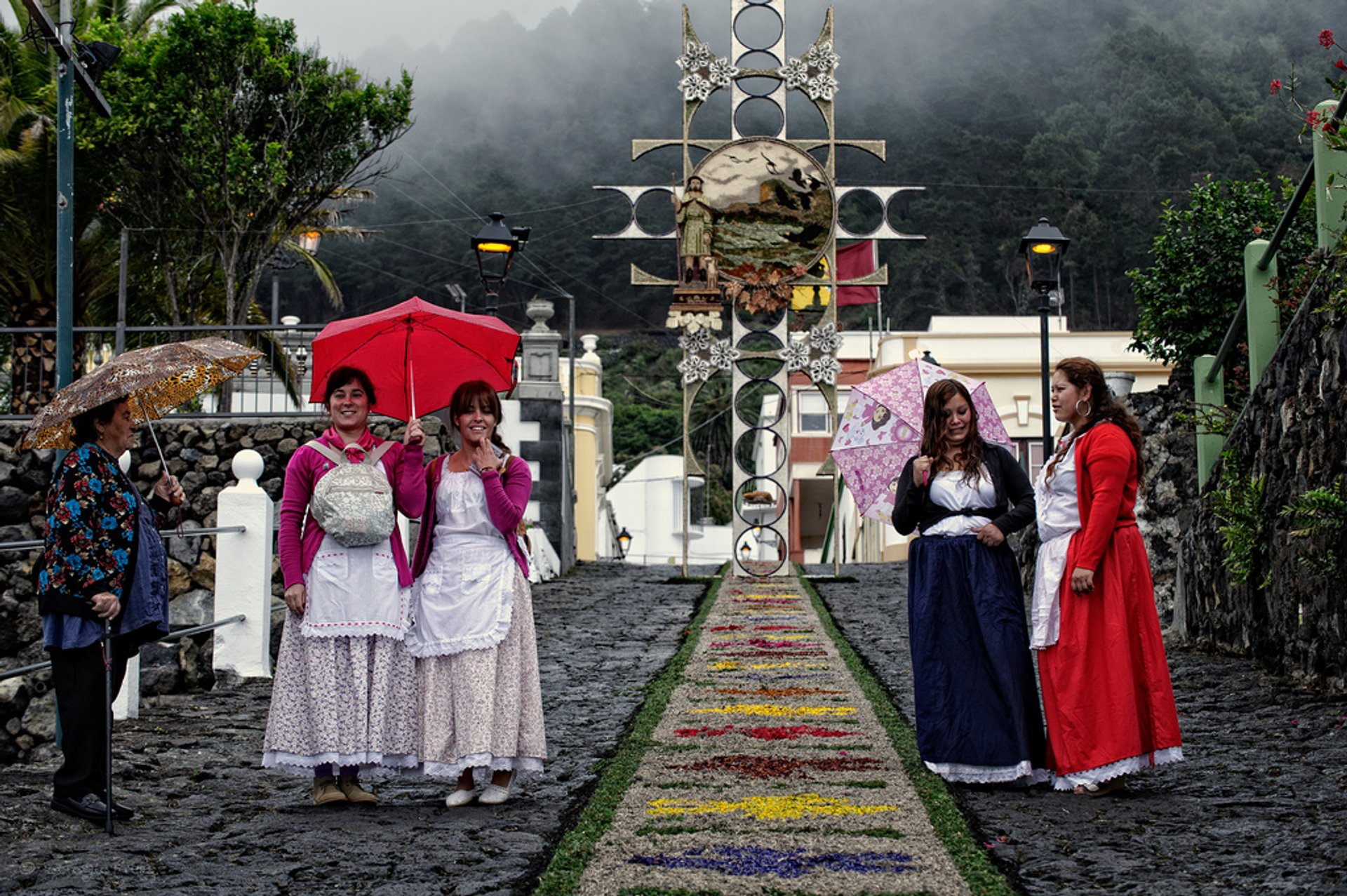 Best time for Corpus Christi in Canary Islands 2020