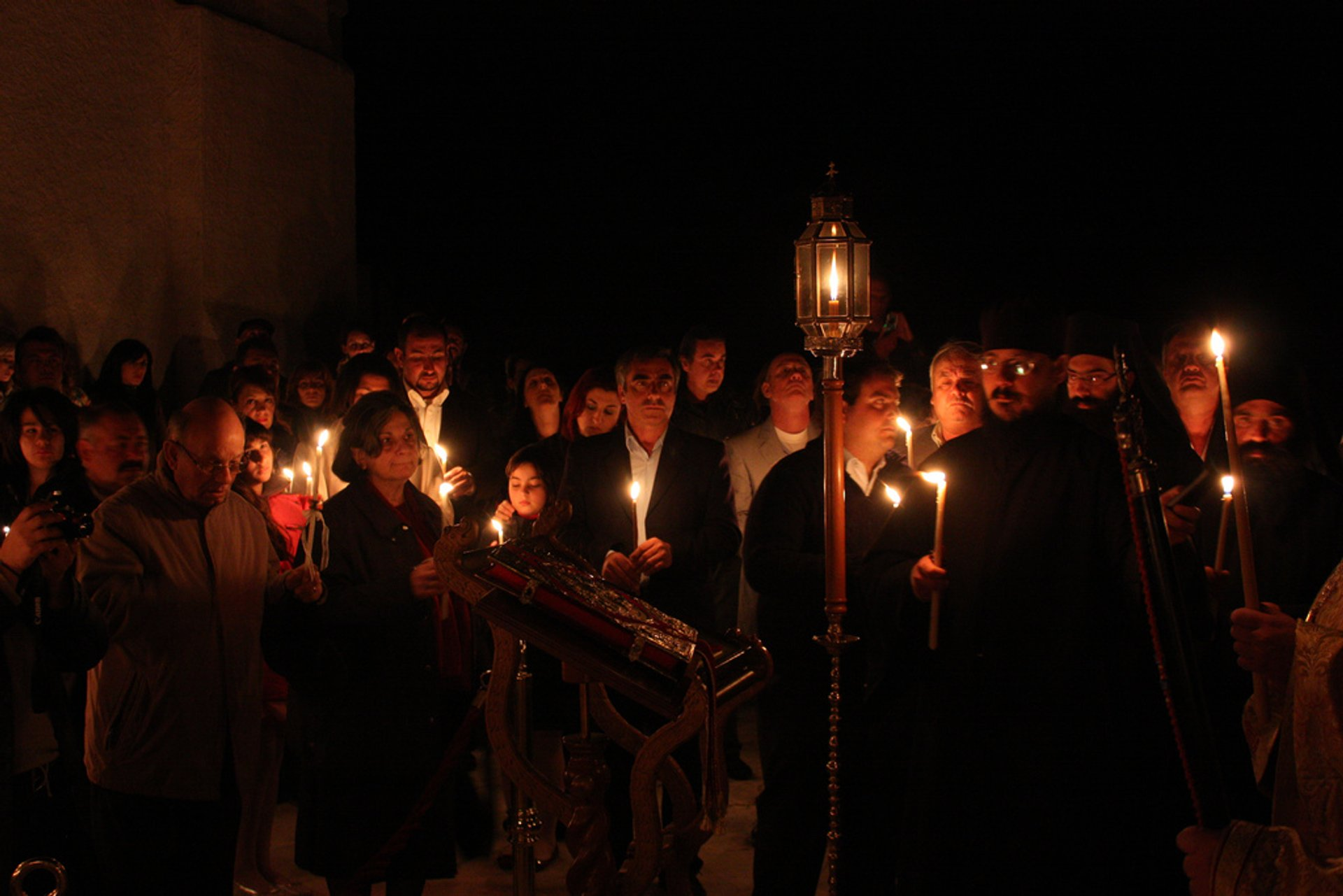 Best time to see Greek Orthodox Easter and Holy Week in Santorini 2020