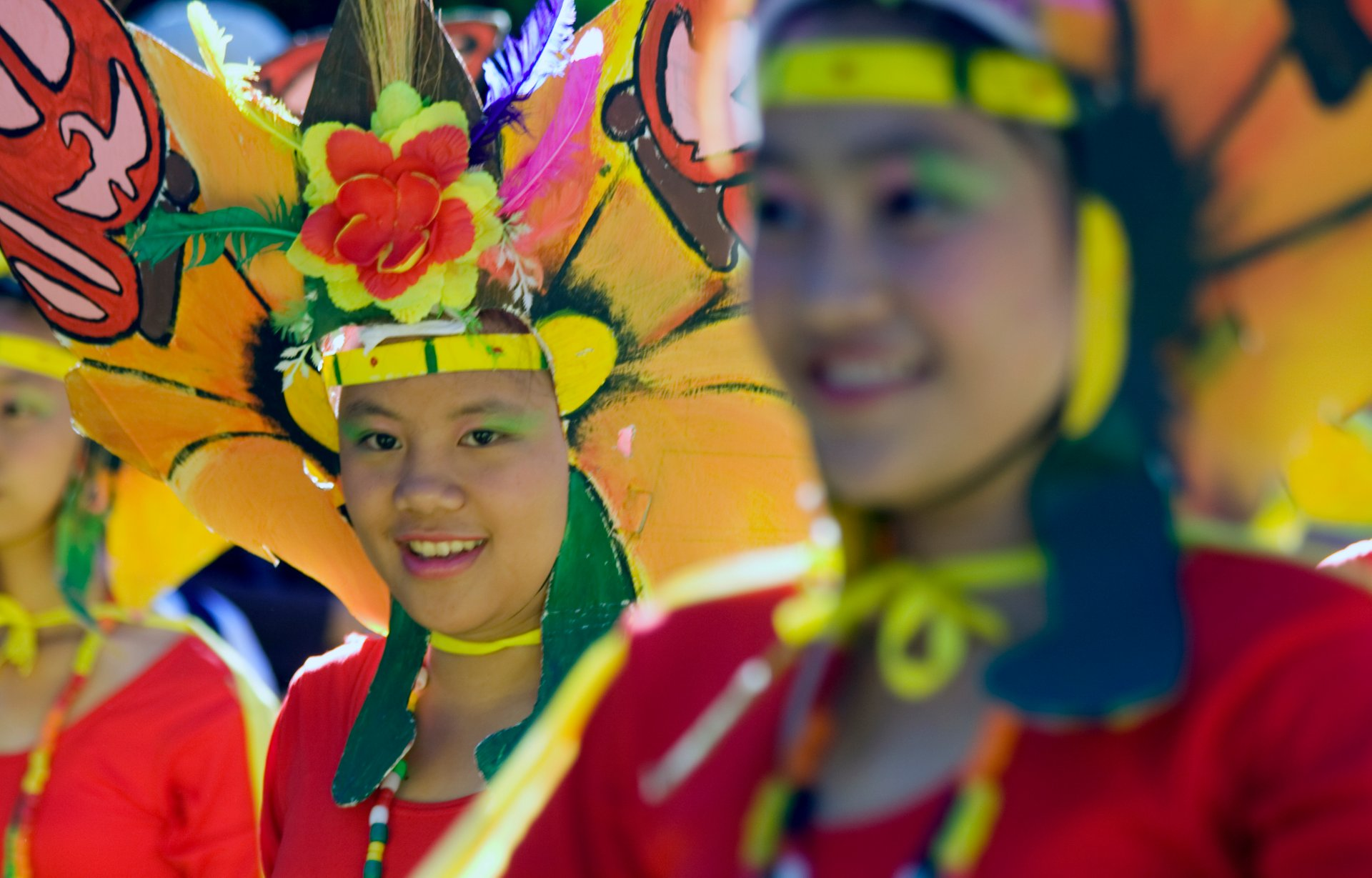 Best time for Panagbenga Festival in Philippines 2020