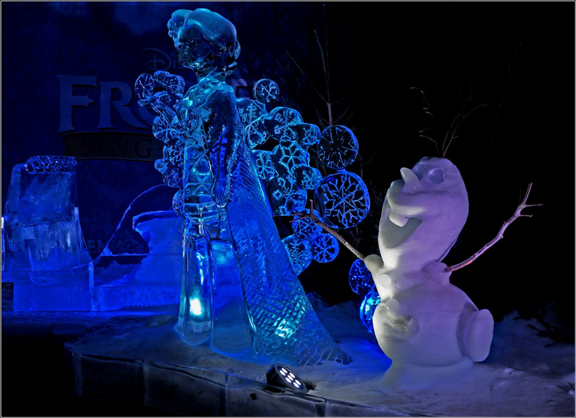 Ice Sculptures in Zwolle in The Netherlands - Best Season 2020