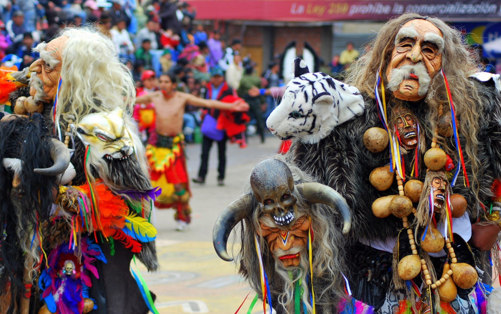 Best time for Oruro Carnaval 2020
