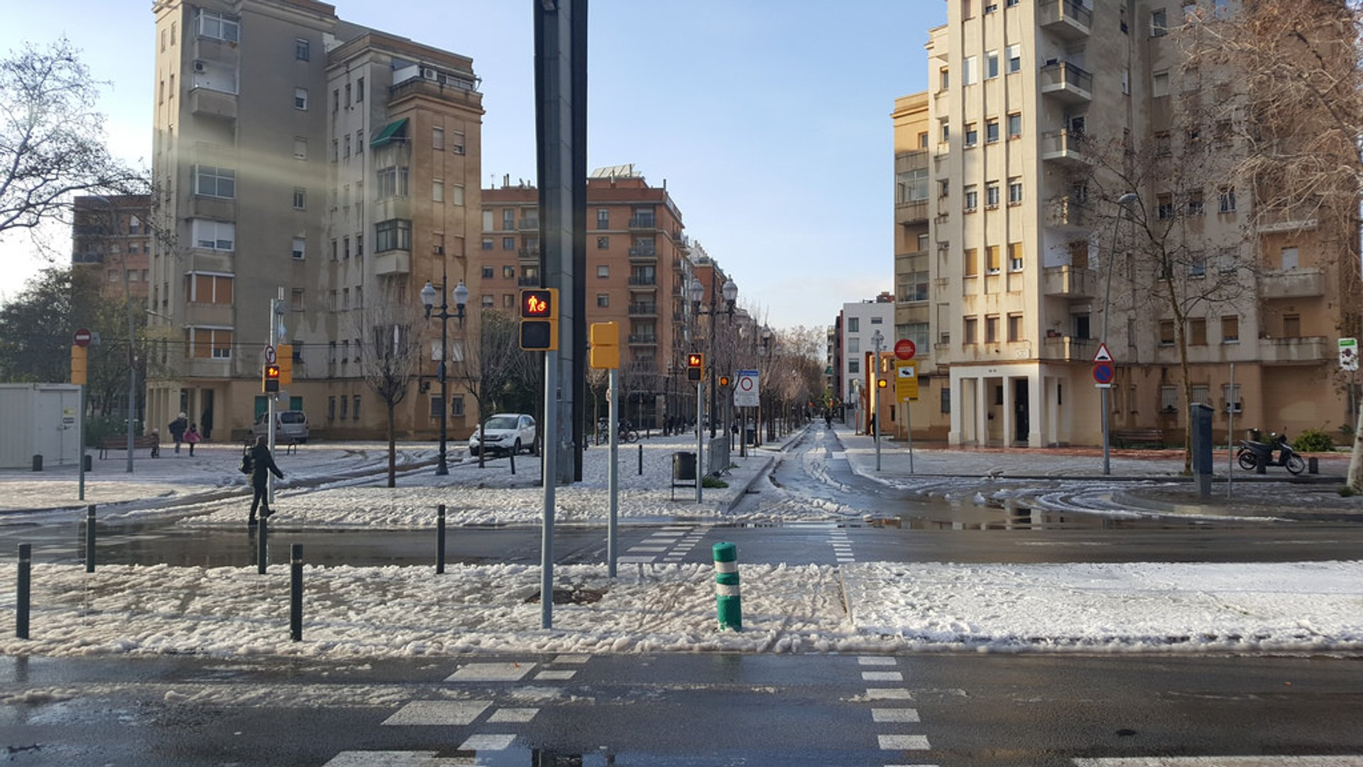 Best time for Winter in Barcelona 2019