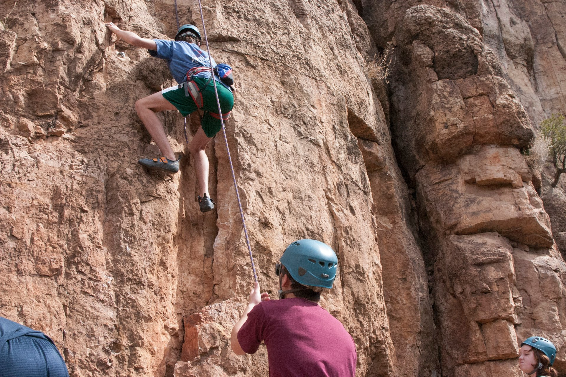 Shelf Road Rock Climbing in Colorado 2020 - Best Time