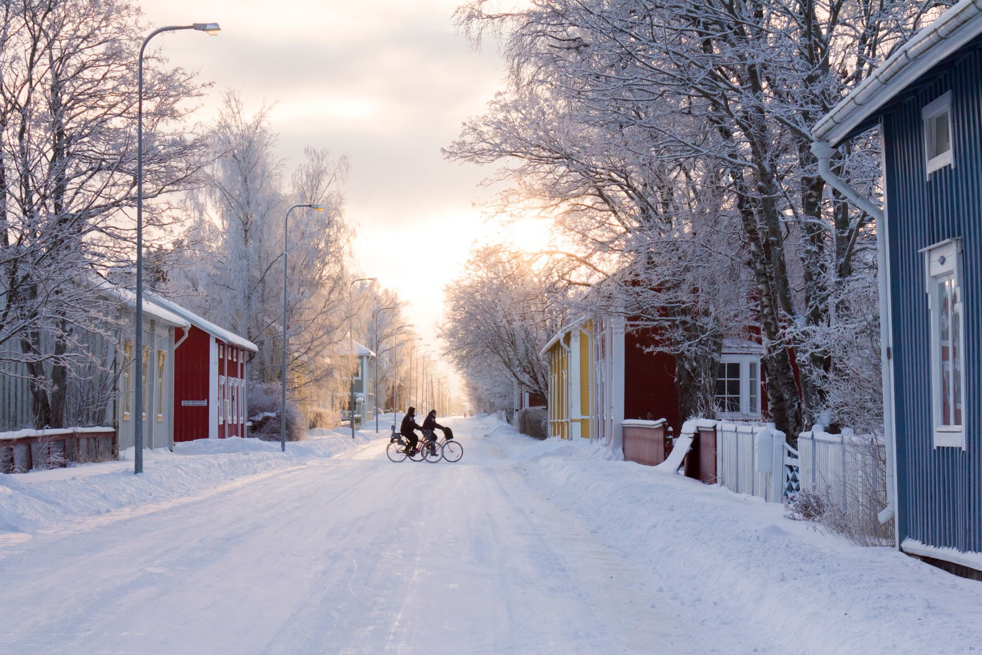 Winter in Finland 2020 - Best Time